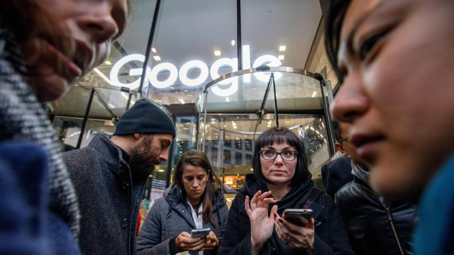Google's Inaction on 'Crisis' Highlights Cost of Not Listening to Employees