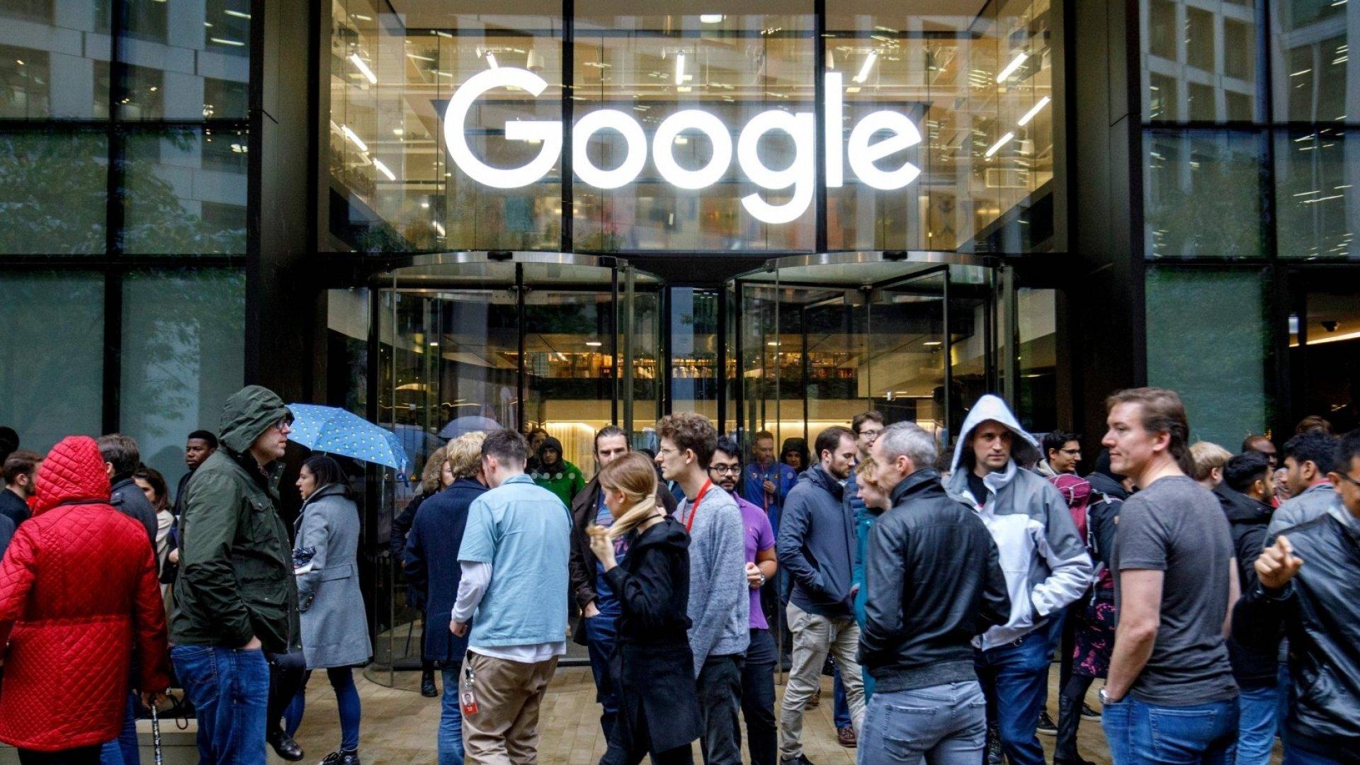 Why the Google Walkout Terrifies the Tech Moguls