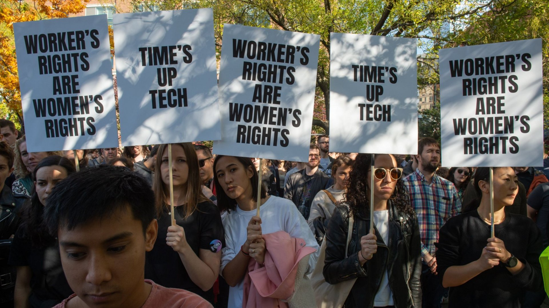 The Demands of the Google Walkout Explained