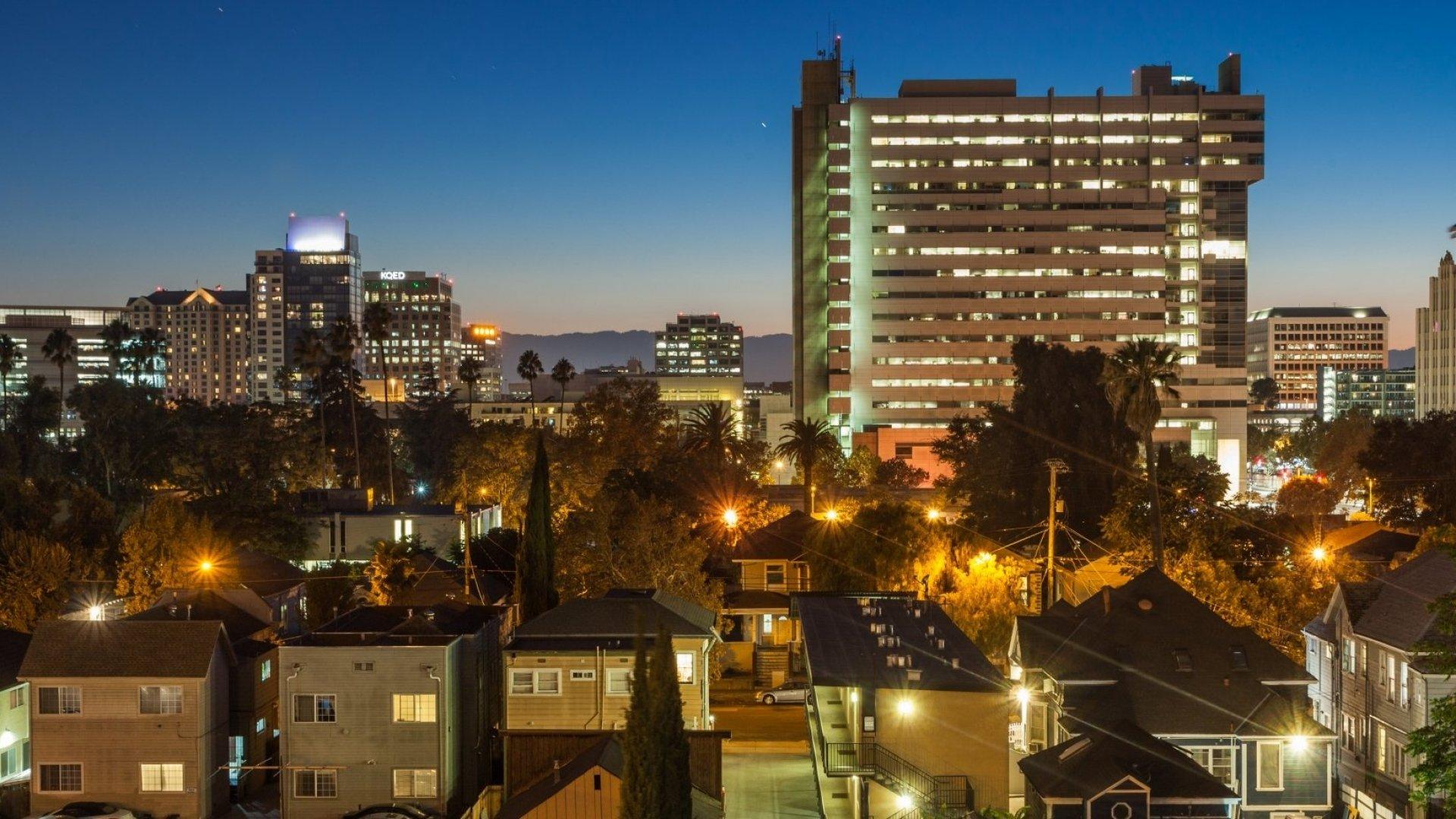 San Jose, California.
