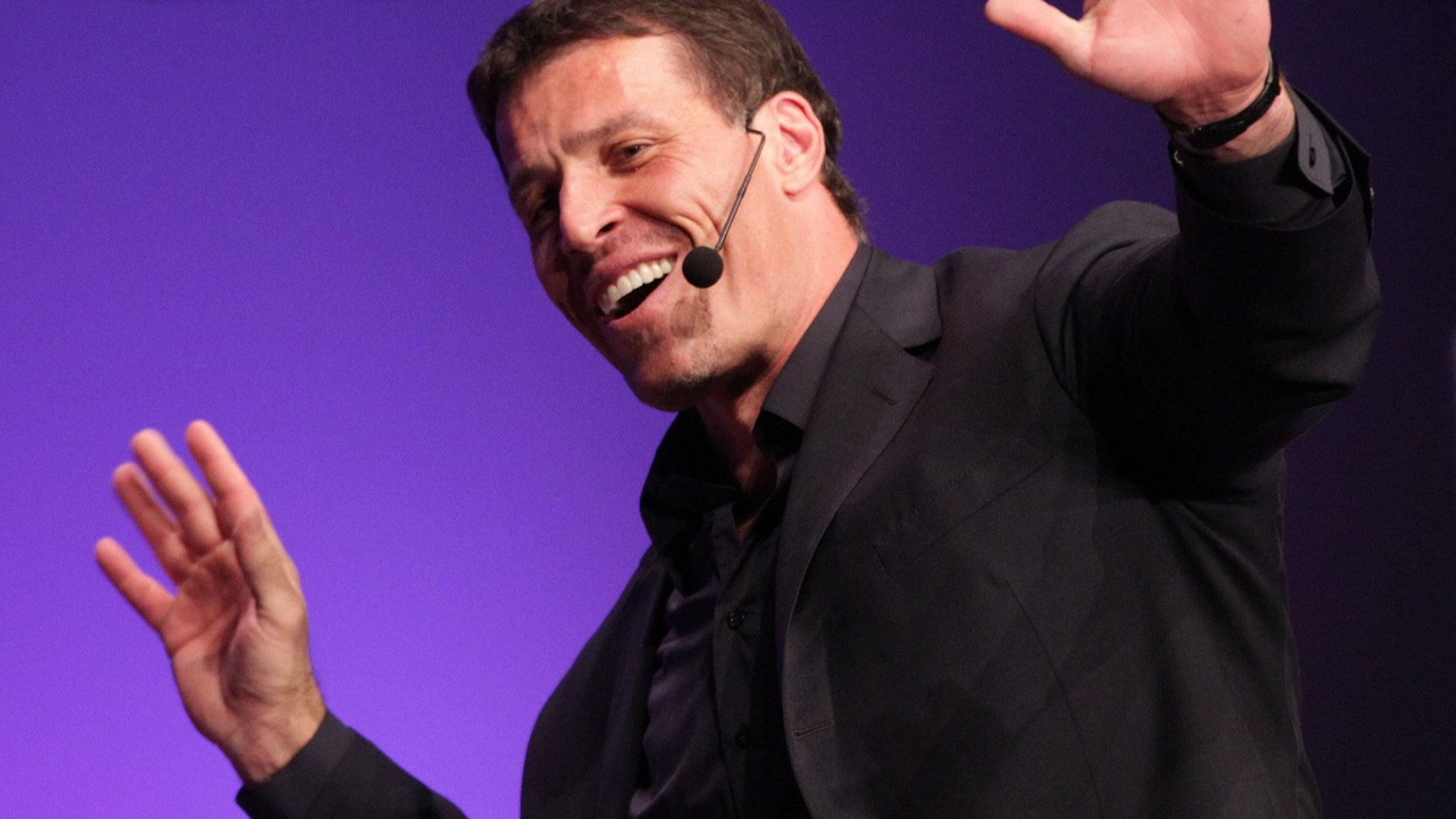Tony Robbins Says This Little-Known Therapy is One of the Most Powerful Sources of Transformation He Has Ever Experienced