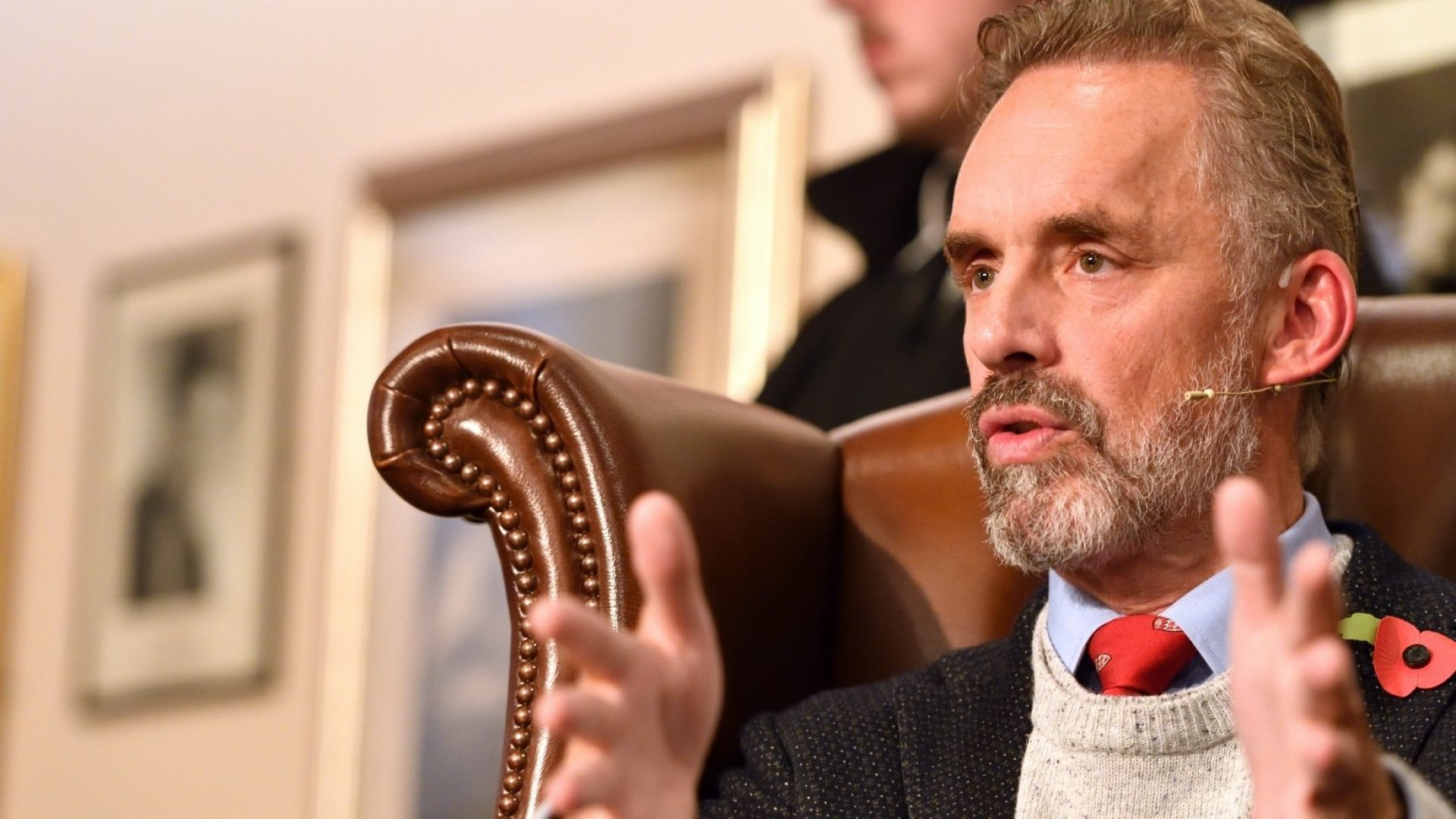Jordan Peterson Is in Rehab. Why HR and Managers Should Take Note
