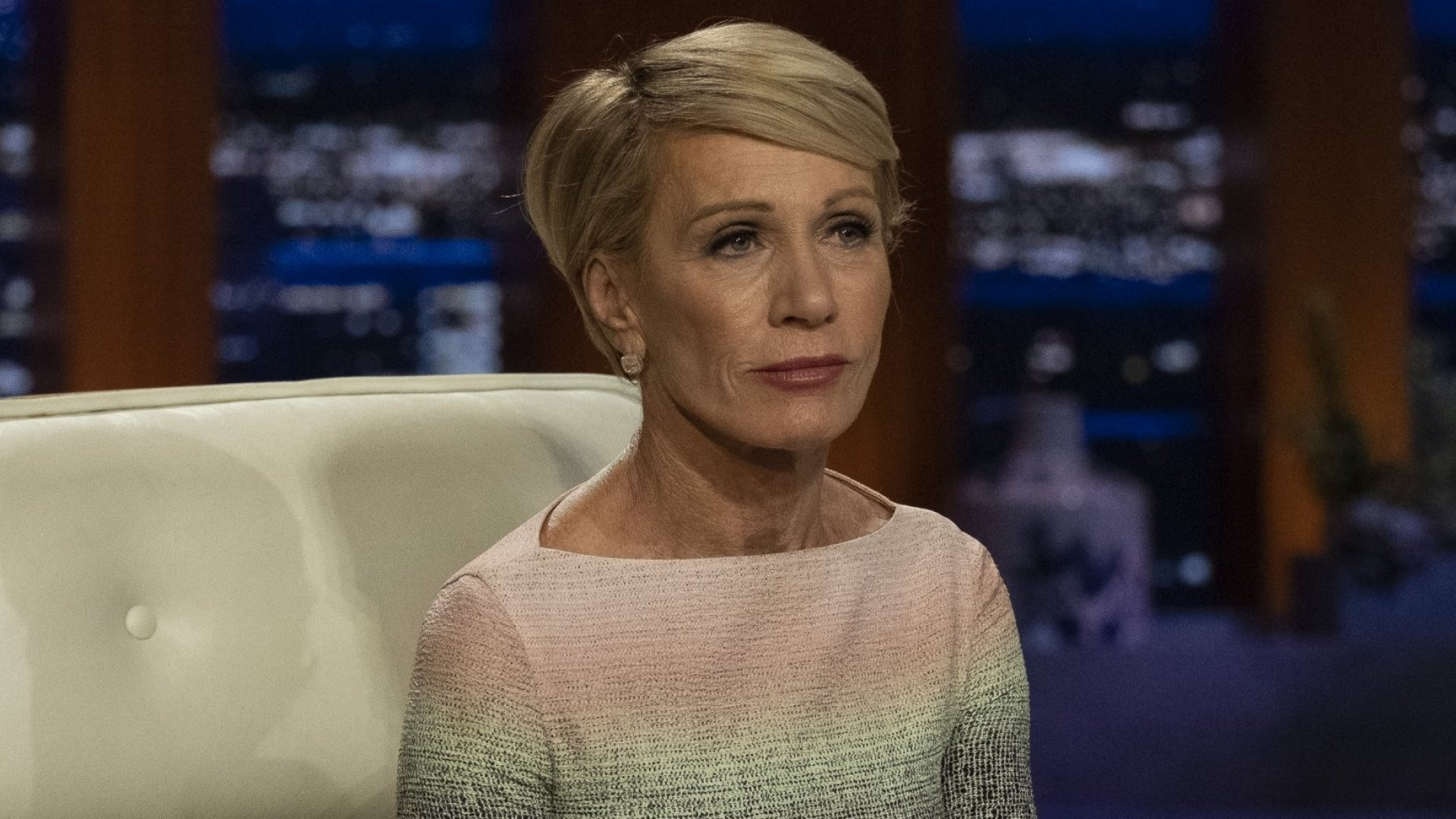 Barbara Corcoran.