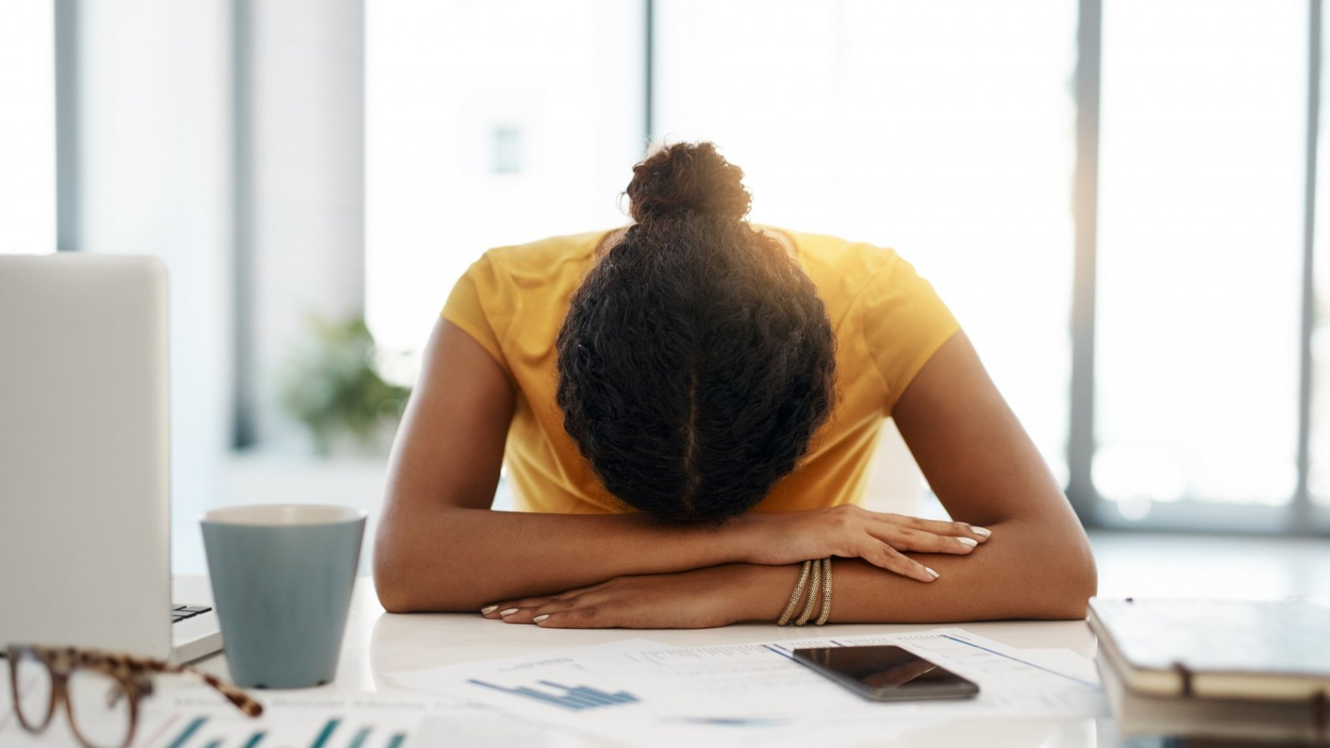 Are You Suffering From Burnout? Answer These 4 Questions to Find Out