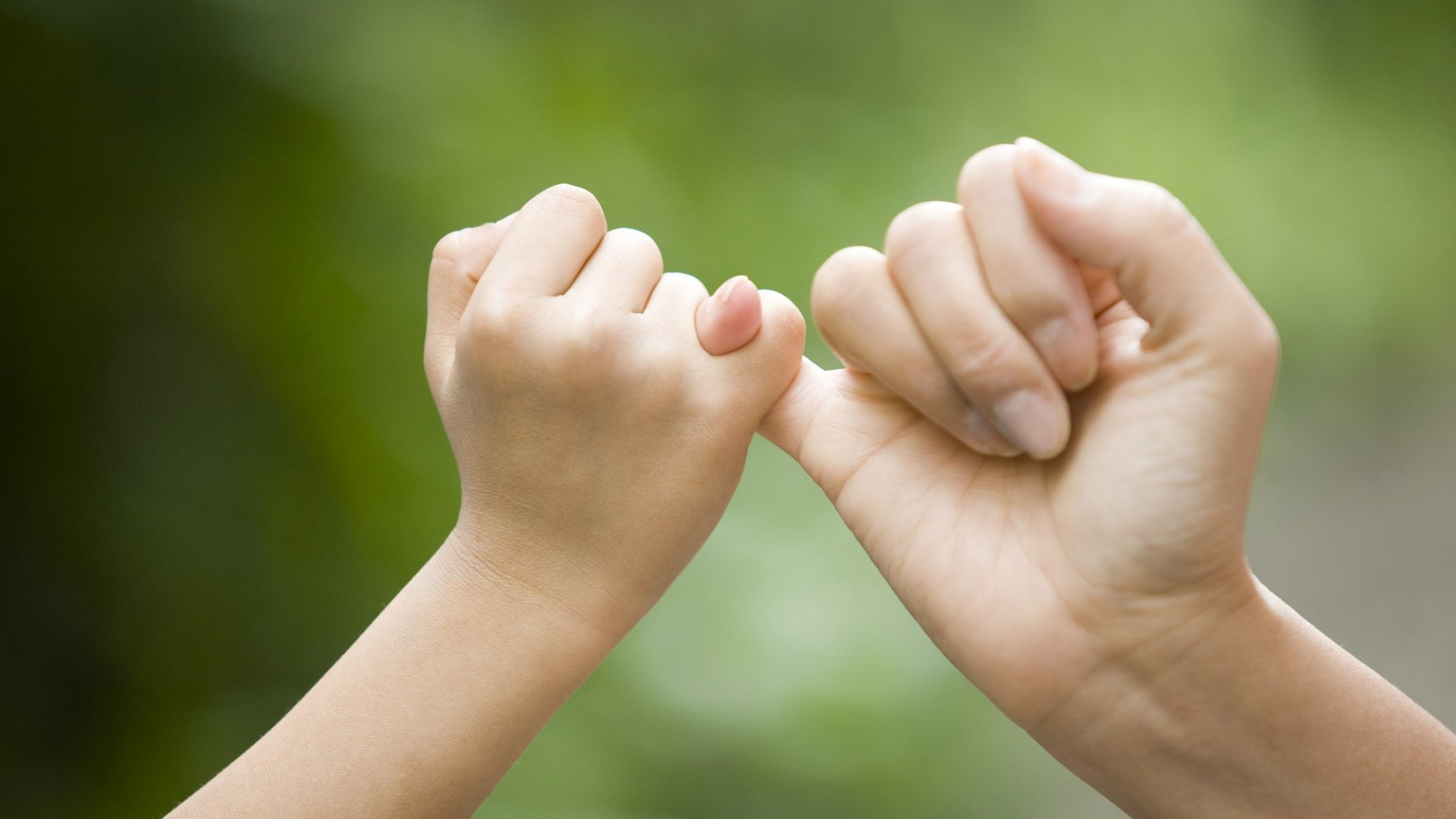 Trust is one of the first emotional bonds we develop.