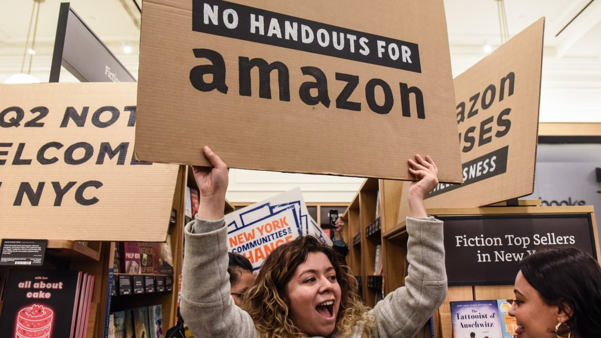 With 4 Short Words, Amazon Just Revealed the Brutal Truth About Its Decision to Cancel HQ2 in New York. (So Many People Don't Want to Admit This)