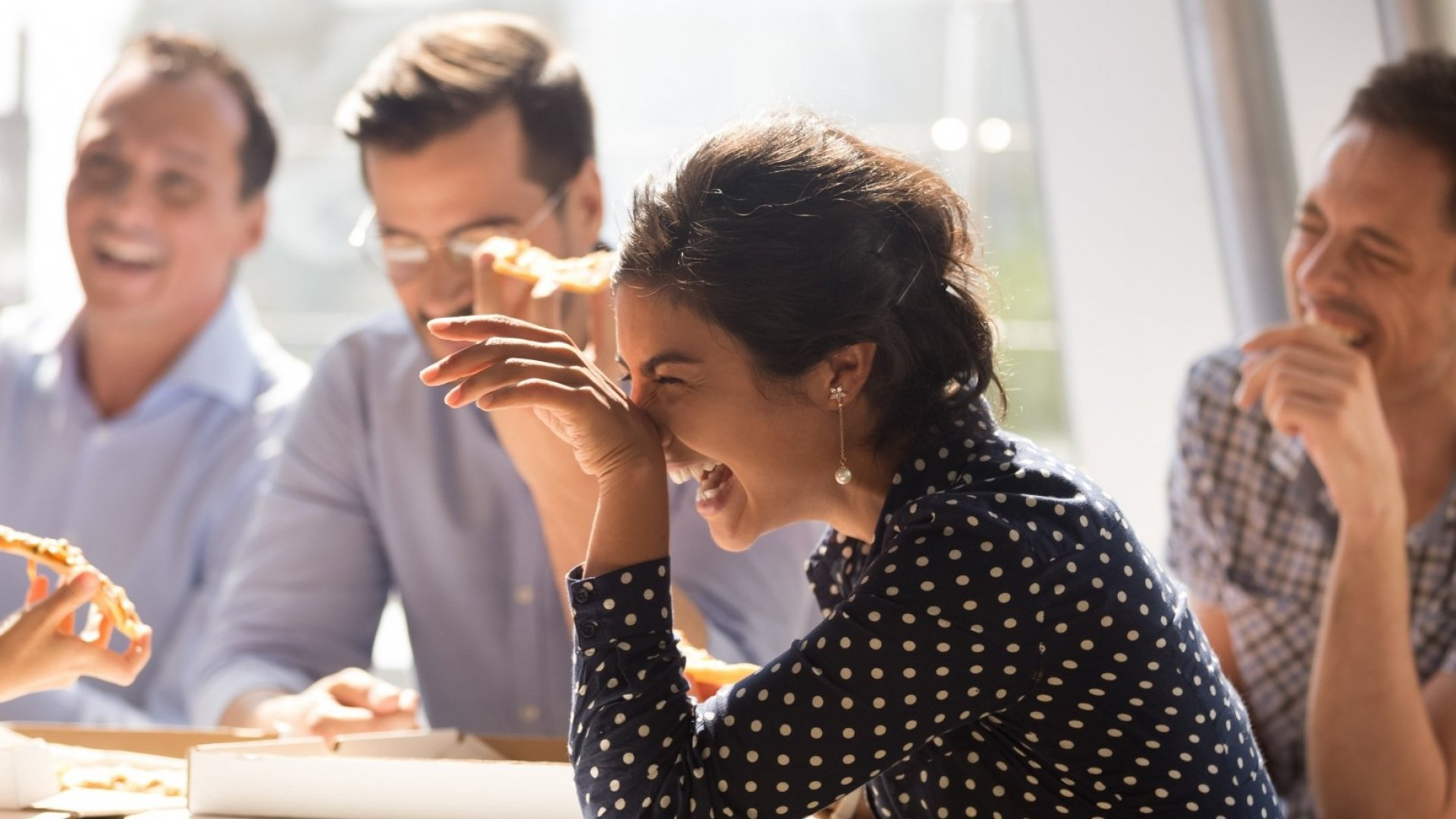 6 Simple Ways Positive People Bring More Meaning, Happiness, and Success to Work