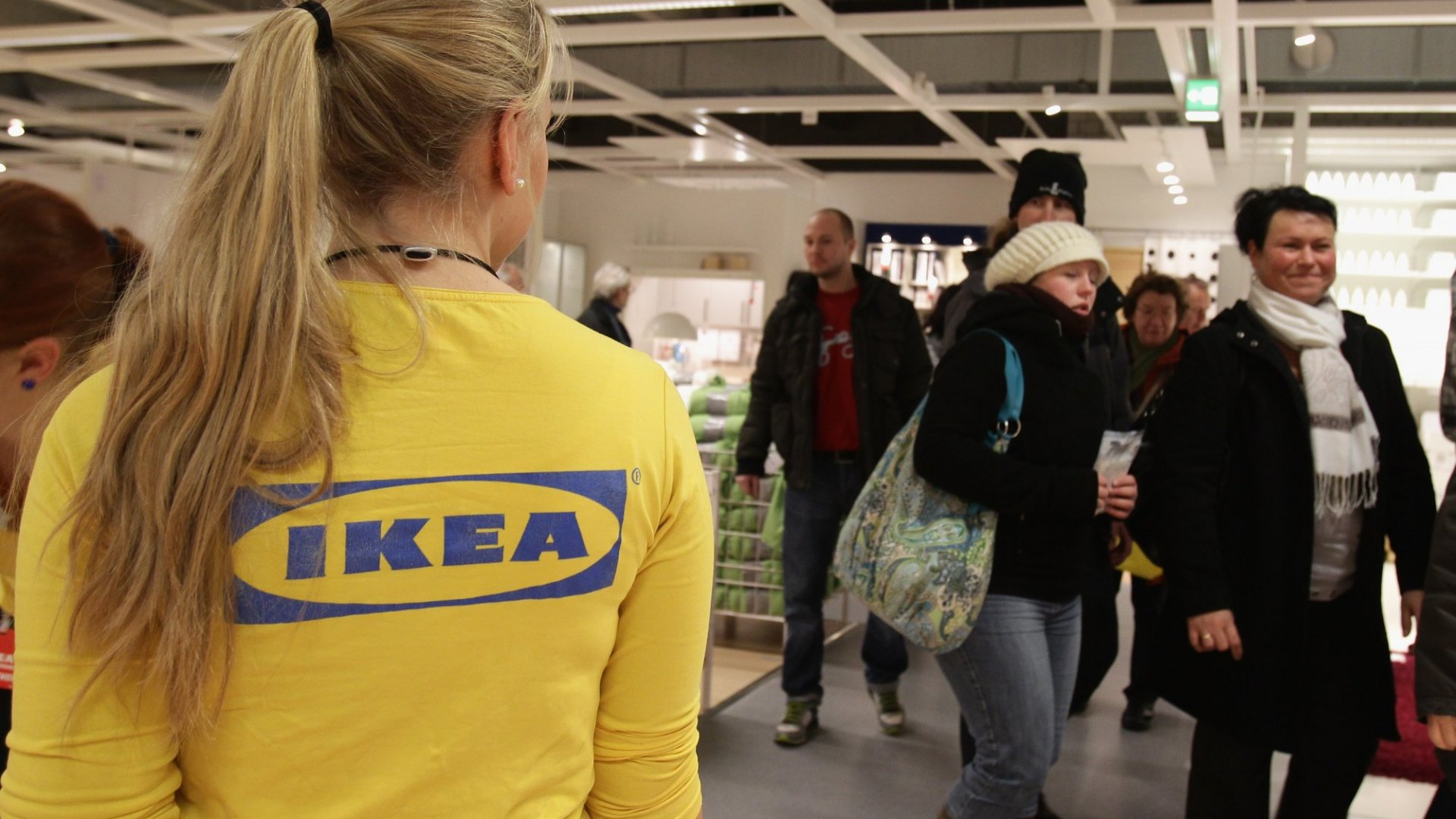 Ikea Called the Police on an Organized Event. It Missed the Business Opportunity of a Lifetime