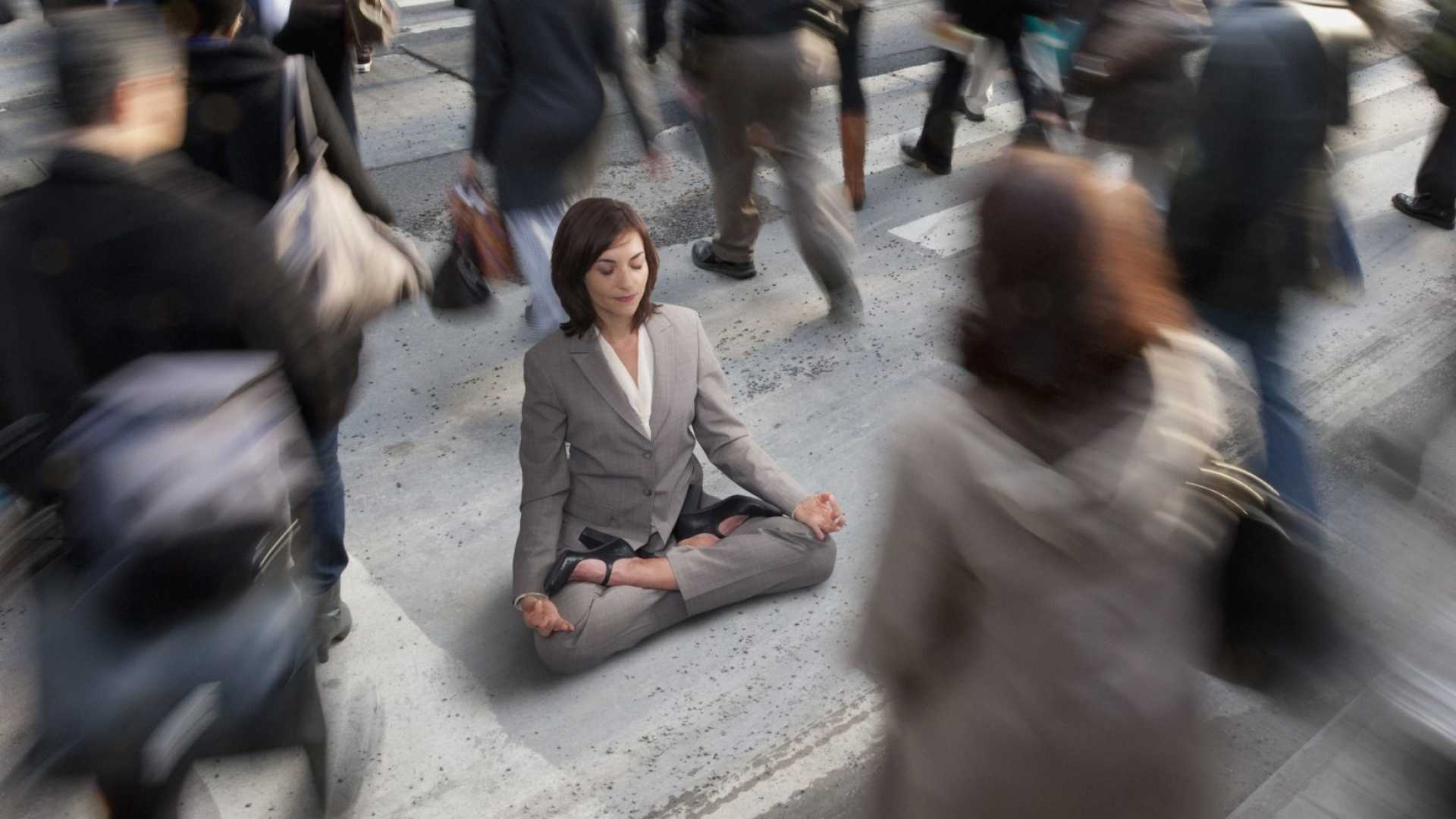 3 Reasons Why Meditation Is the Smartest Thing You Can Do for Your Career