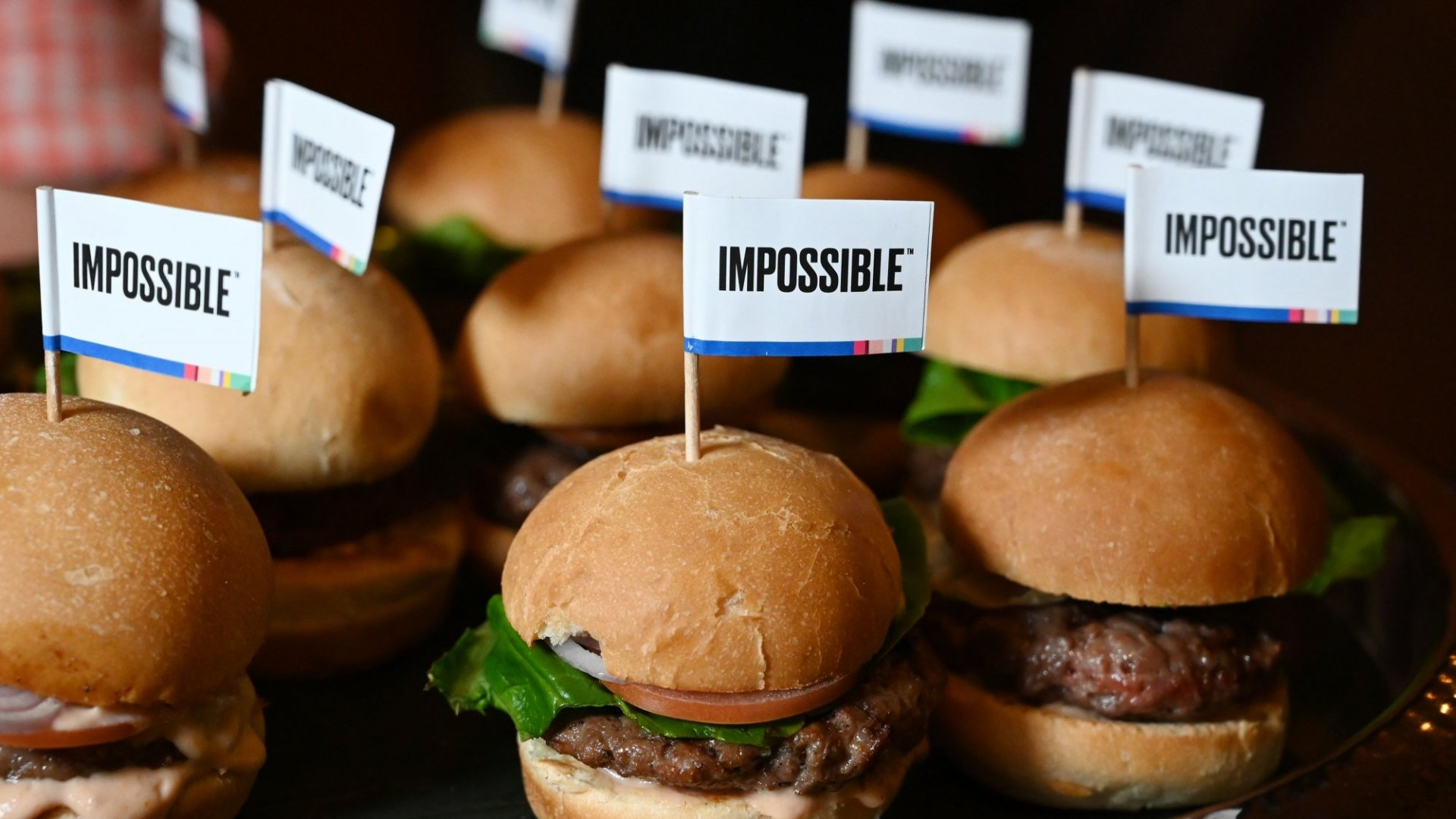 Making Meatless Burgers a Little Less Impossible
