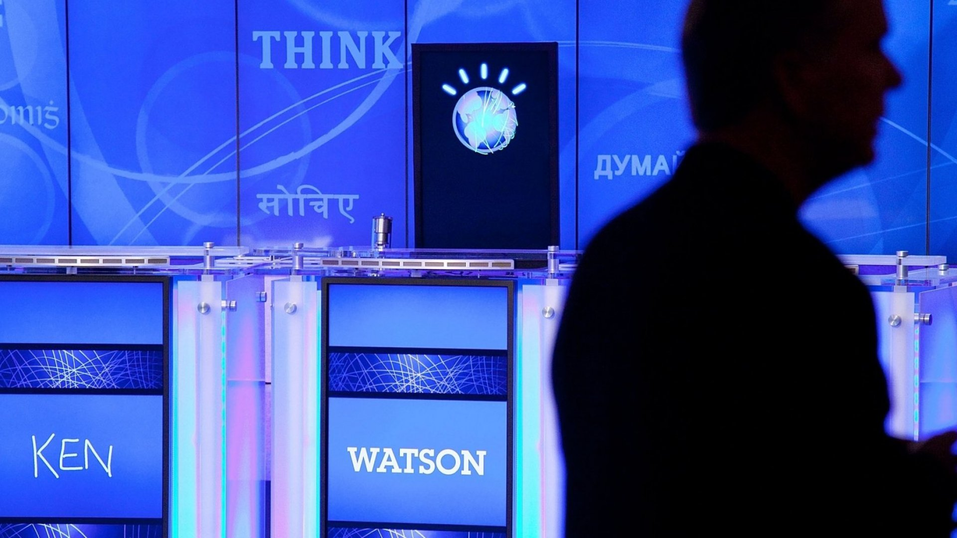 IBM Watson Heads to Washington to Argue That Artificial Intelligence Isn't Really That Bad