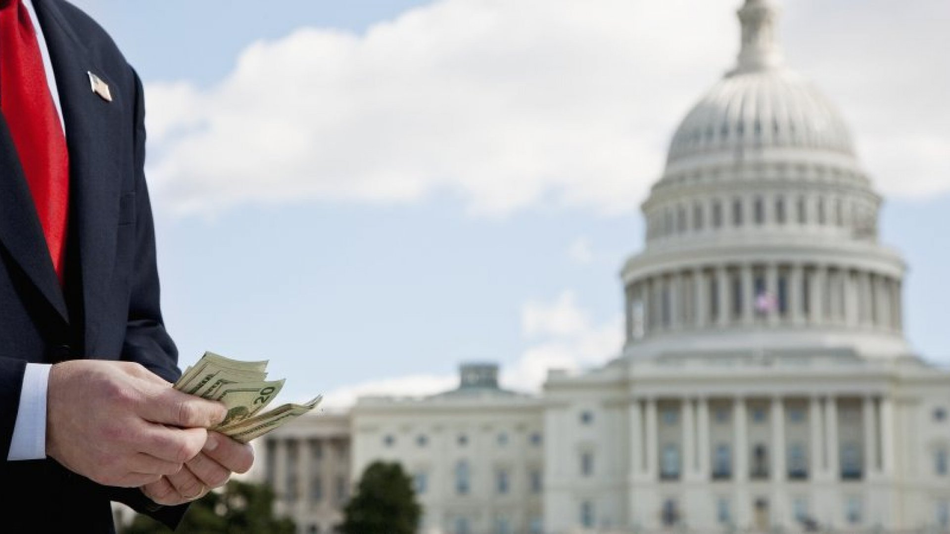 Lawmakers Agree on $1.1 Trillion Spending Bill