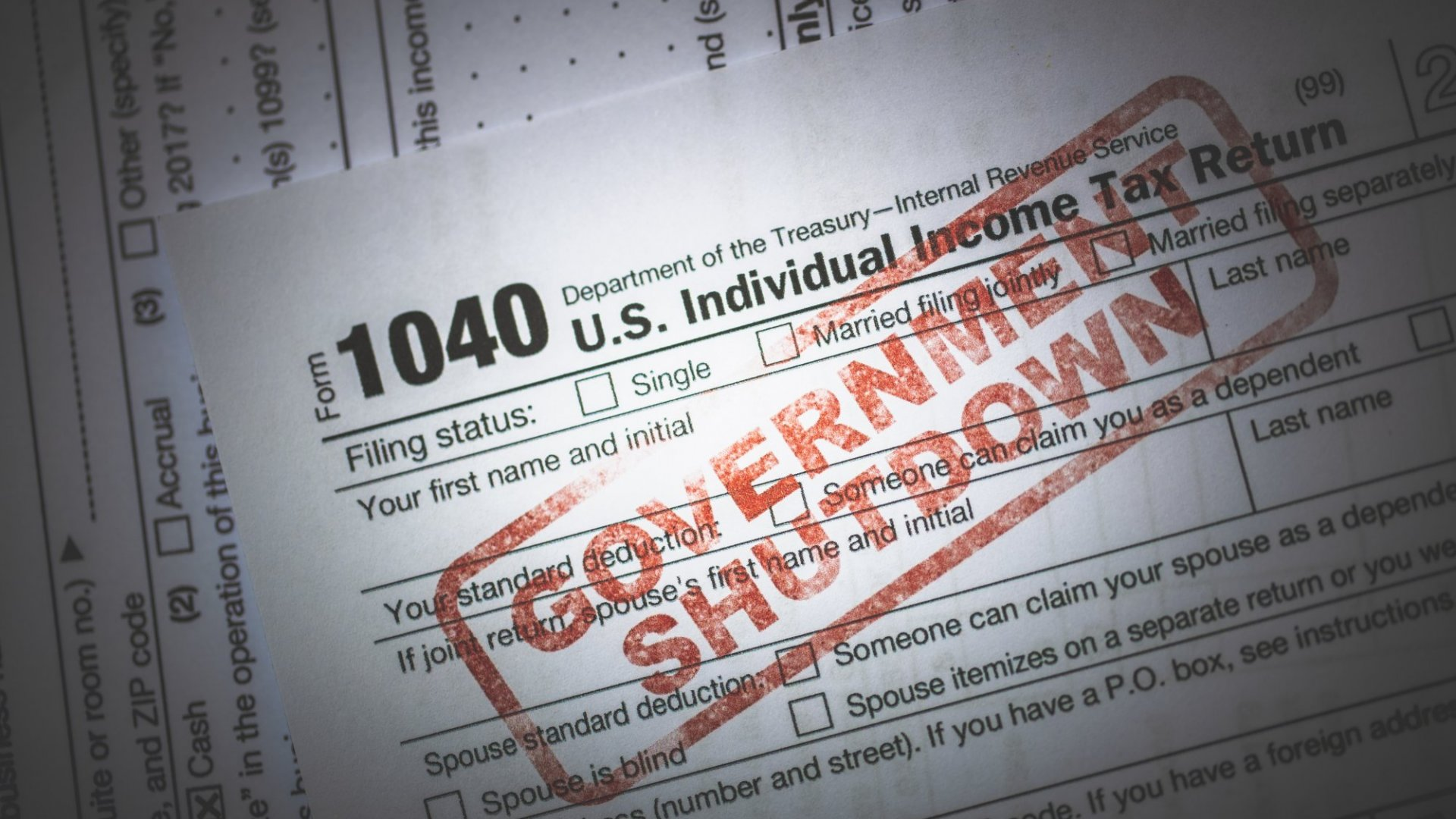 Worried the Government Shutdown Will Delay Your Tax Refund? Don't Be
