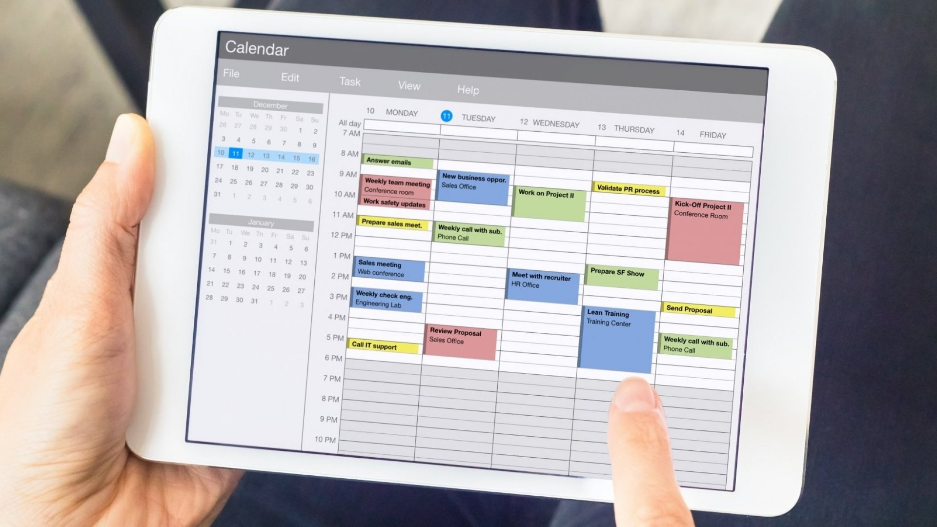 A Full Calendar Isn't a Proxy for Productivity. Here's Why