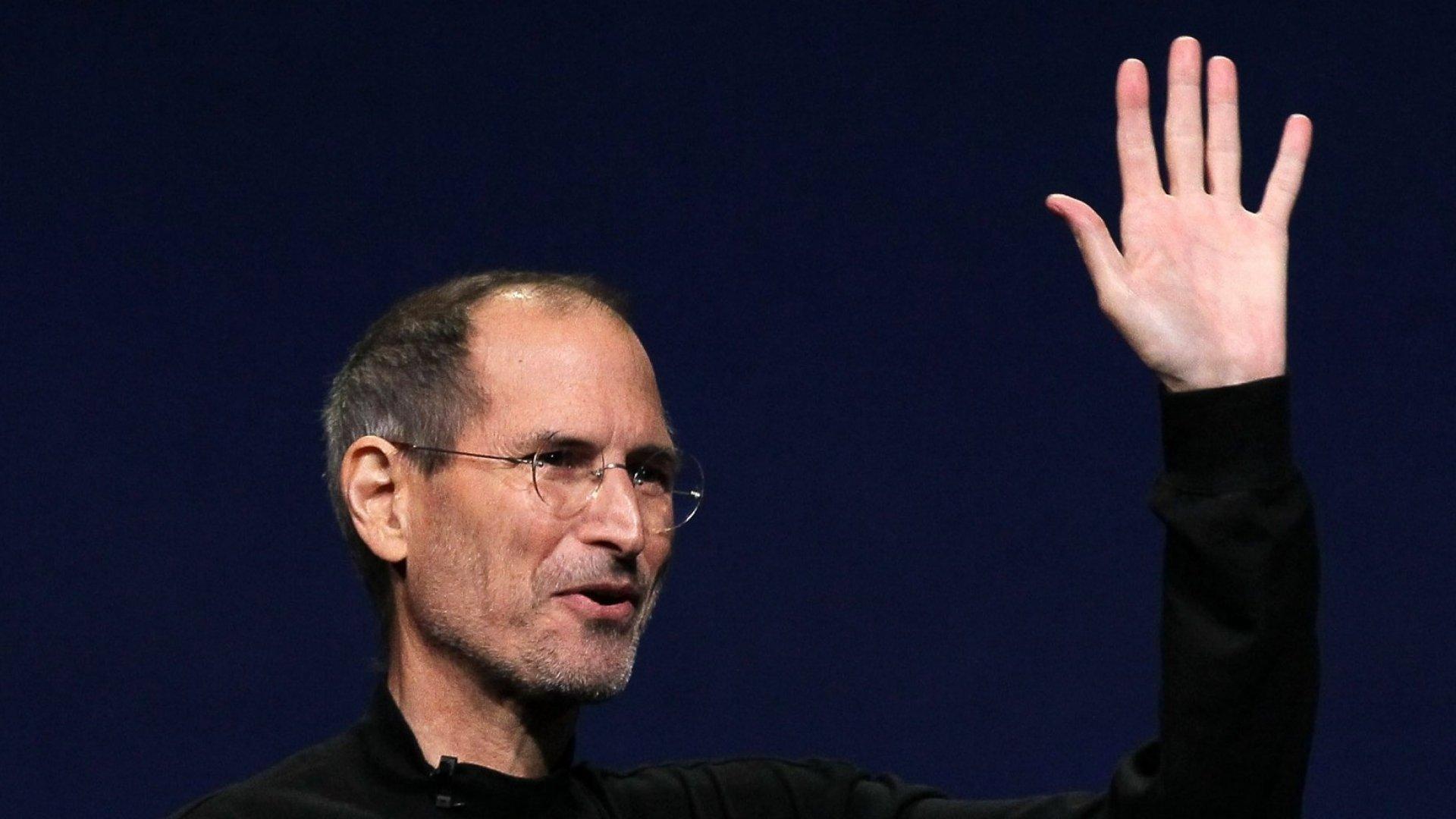 Steve Jobs's Success Secret was that he Asked Often for Help