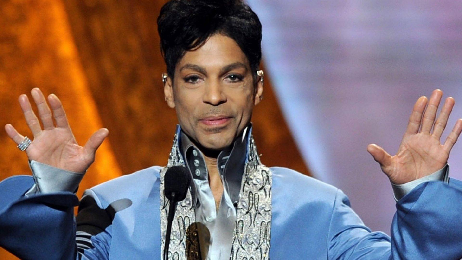 5 Creativity Tips From Prince's Stellar Career