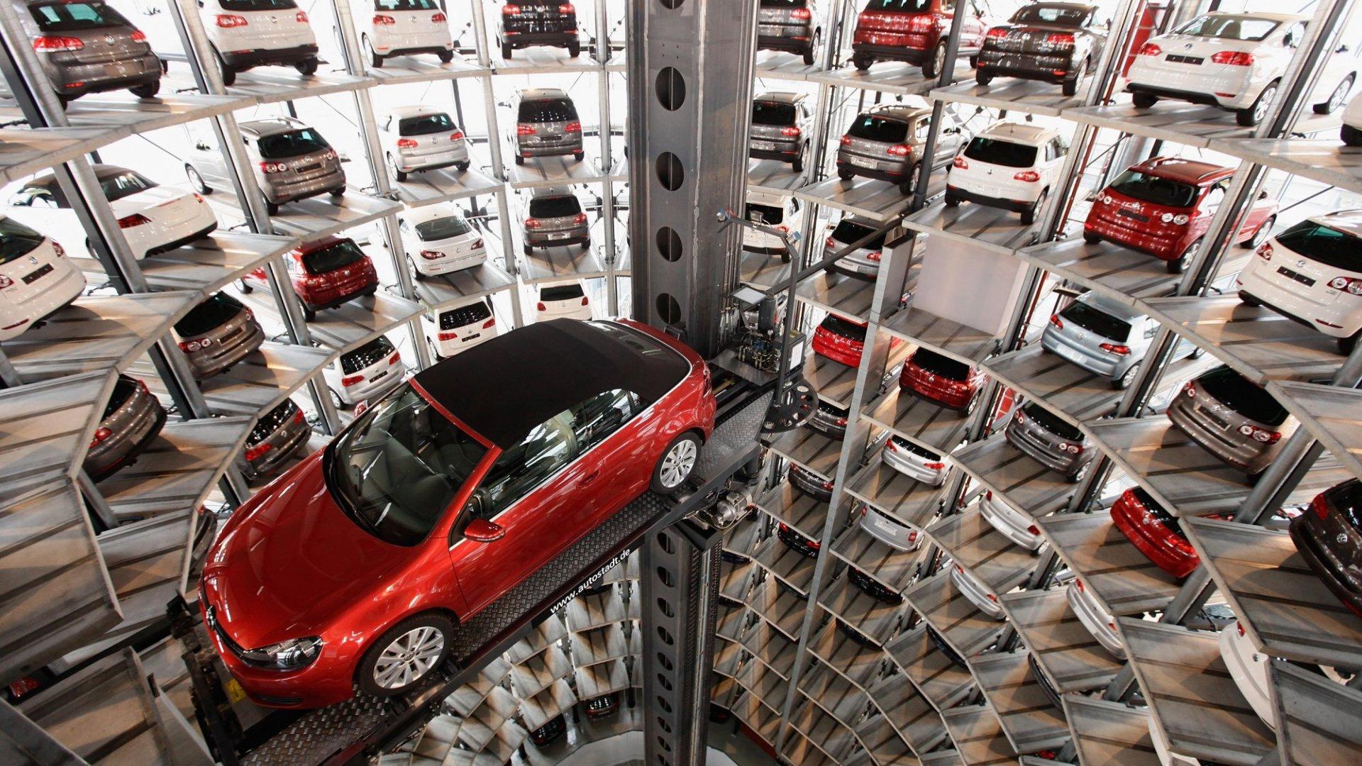 Volkswagen Sets Aside $7.3 Billion Over Emissions Scandal