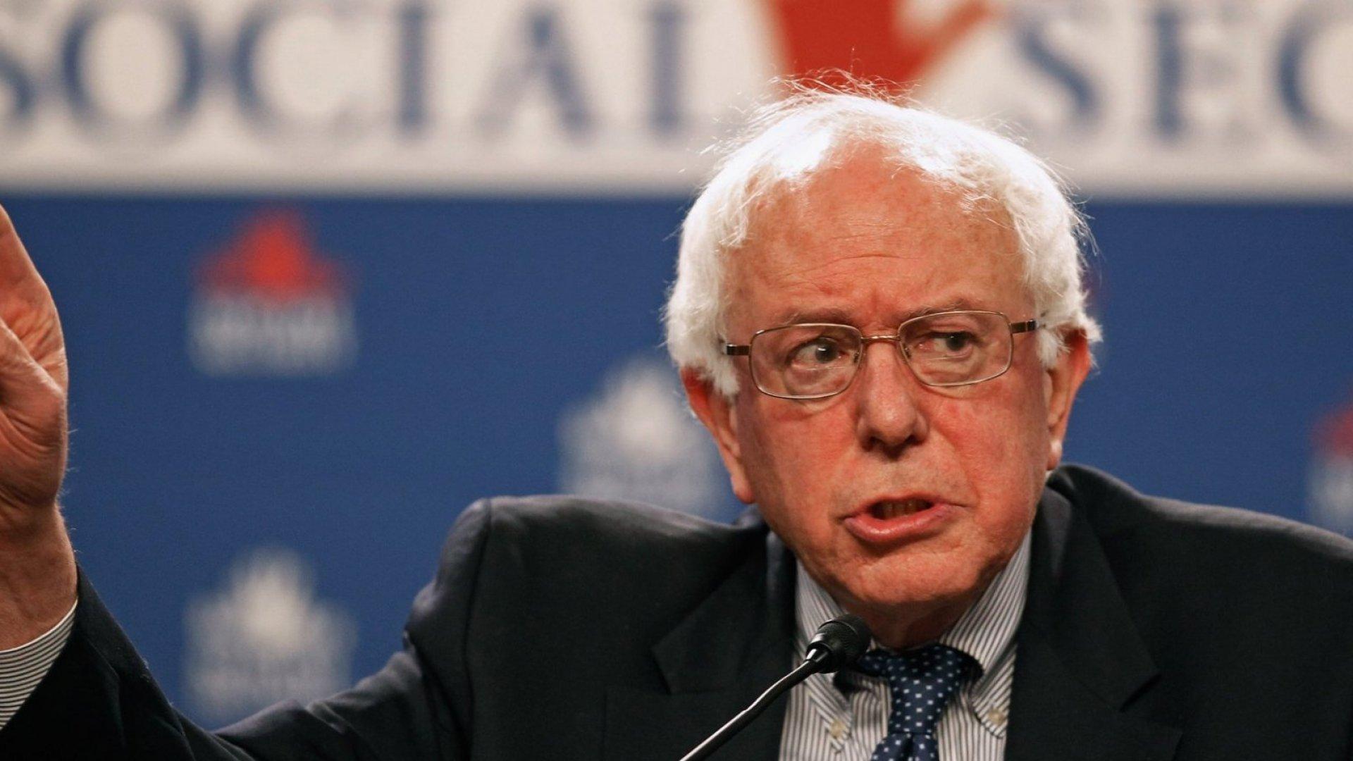 Senator Bernie Sanders (I-Vermont) will run for president.