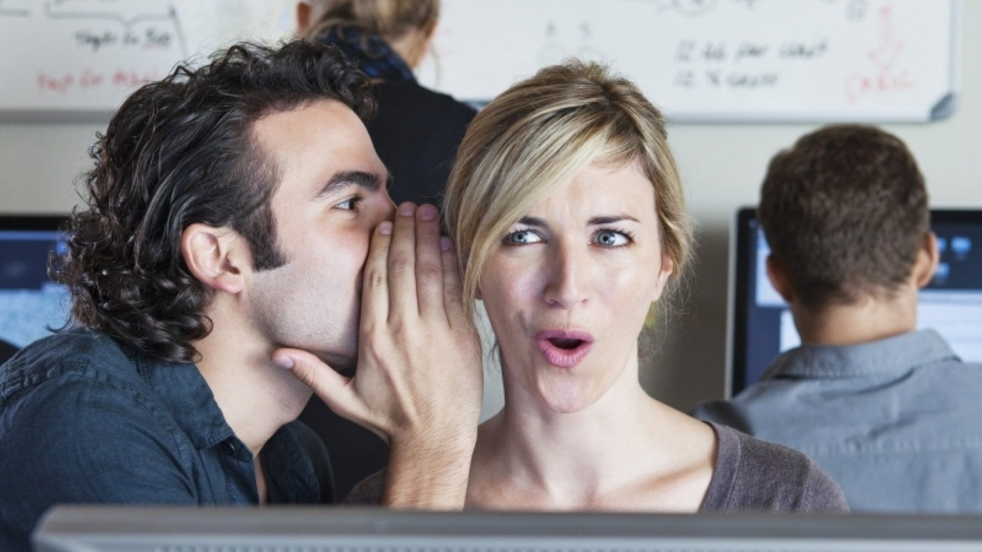 How Can I Stop Gossiping at Work?