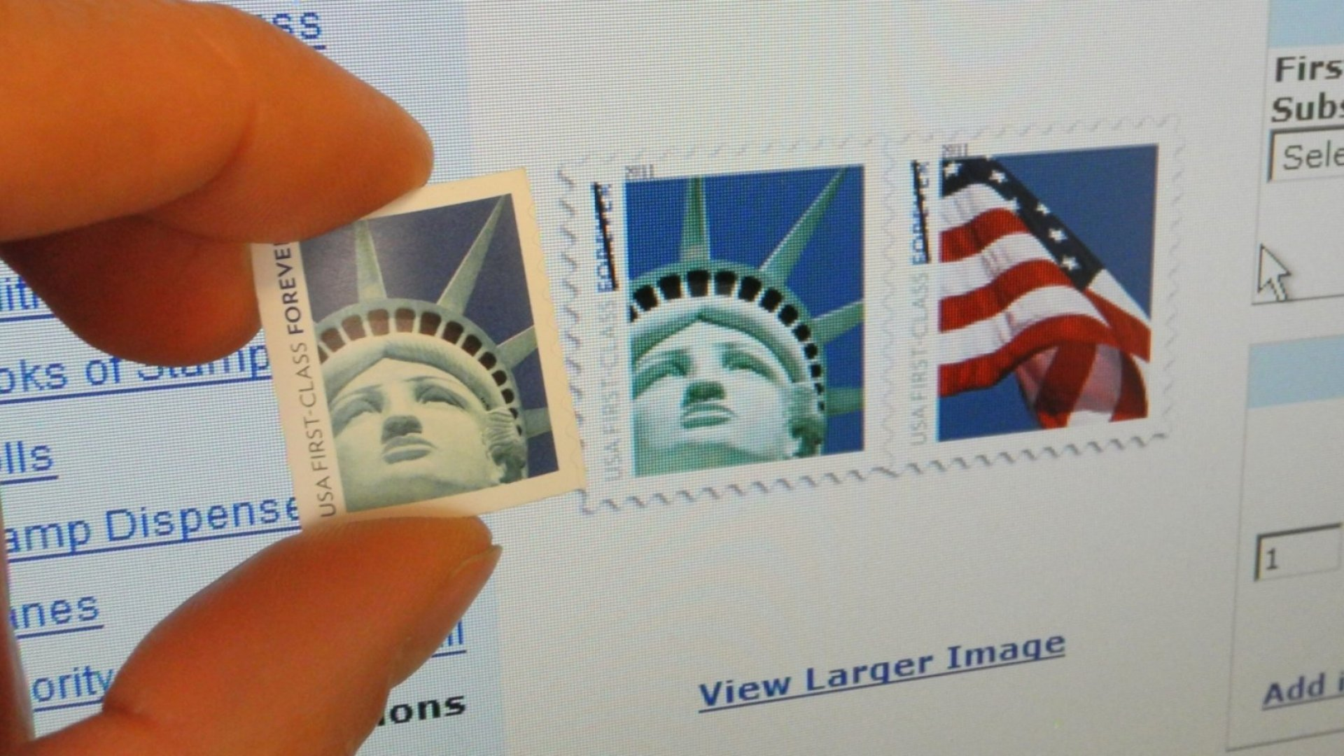 The U.S. Post Office Violated an Artist's Copyright on Billions of Stamps. Now a Court Says It Owes Millions