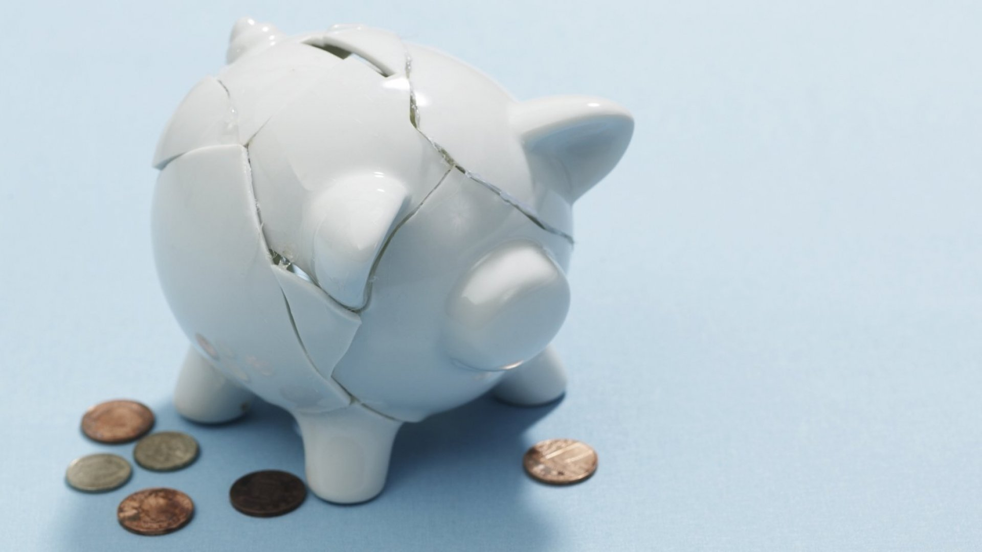 Never Enough Money? Here's Why--and It Has Nothing to Do With the Economy