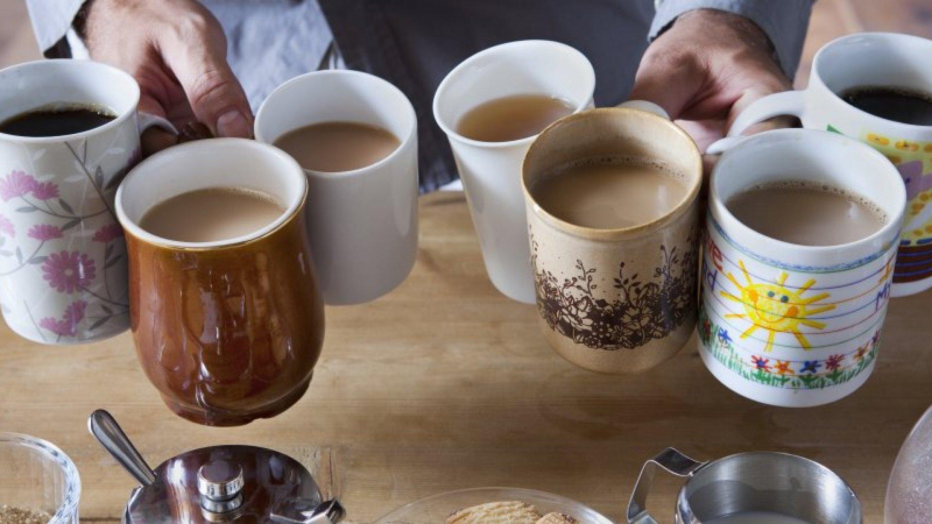 Why You Need a Weird Morning Ritual