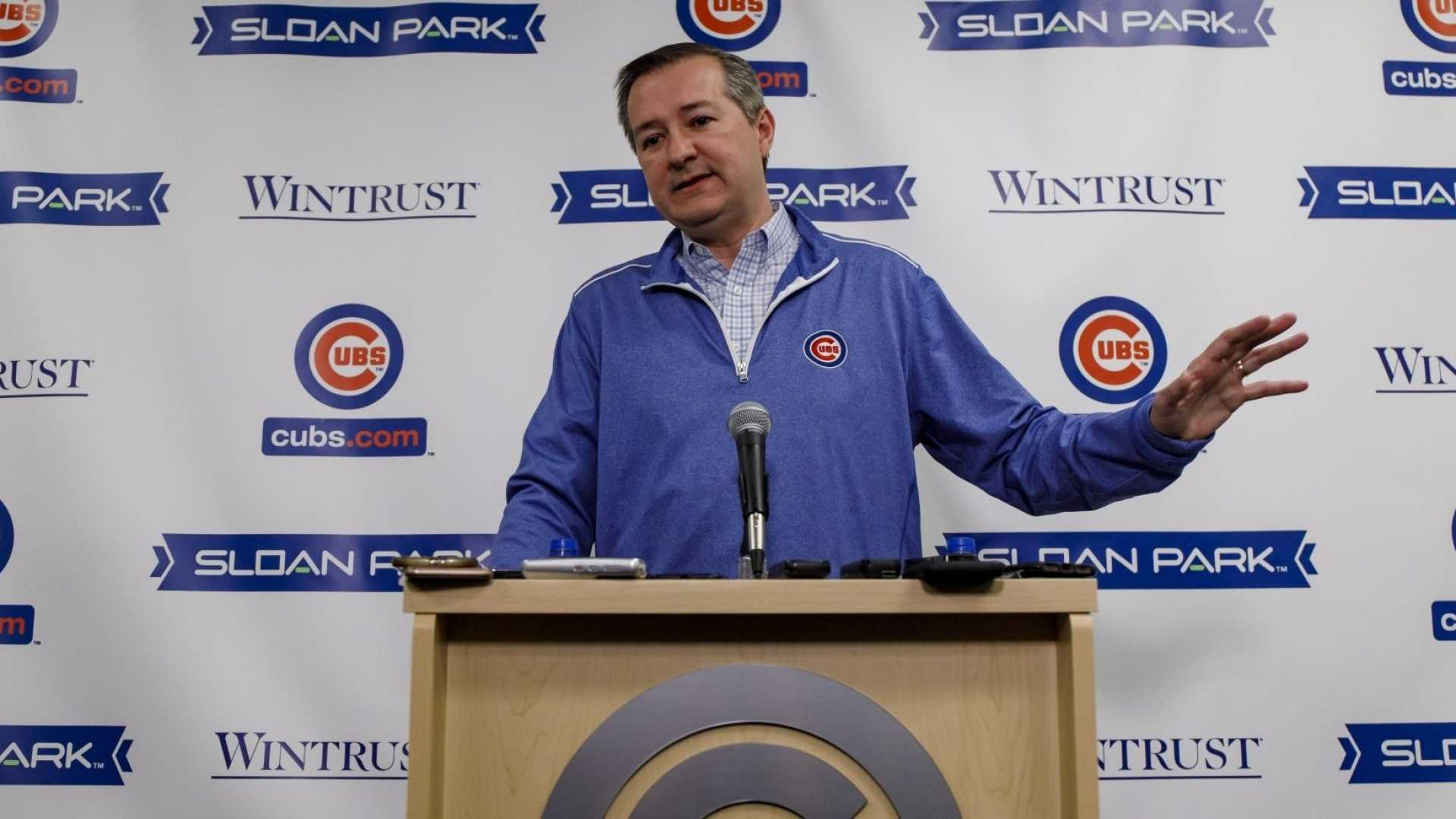 Tom Ricketts Explains What Baseball Analytics and People Management Have in Common