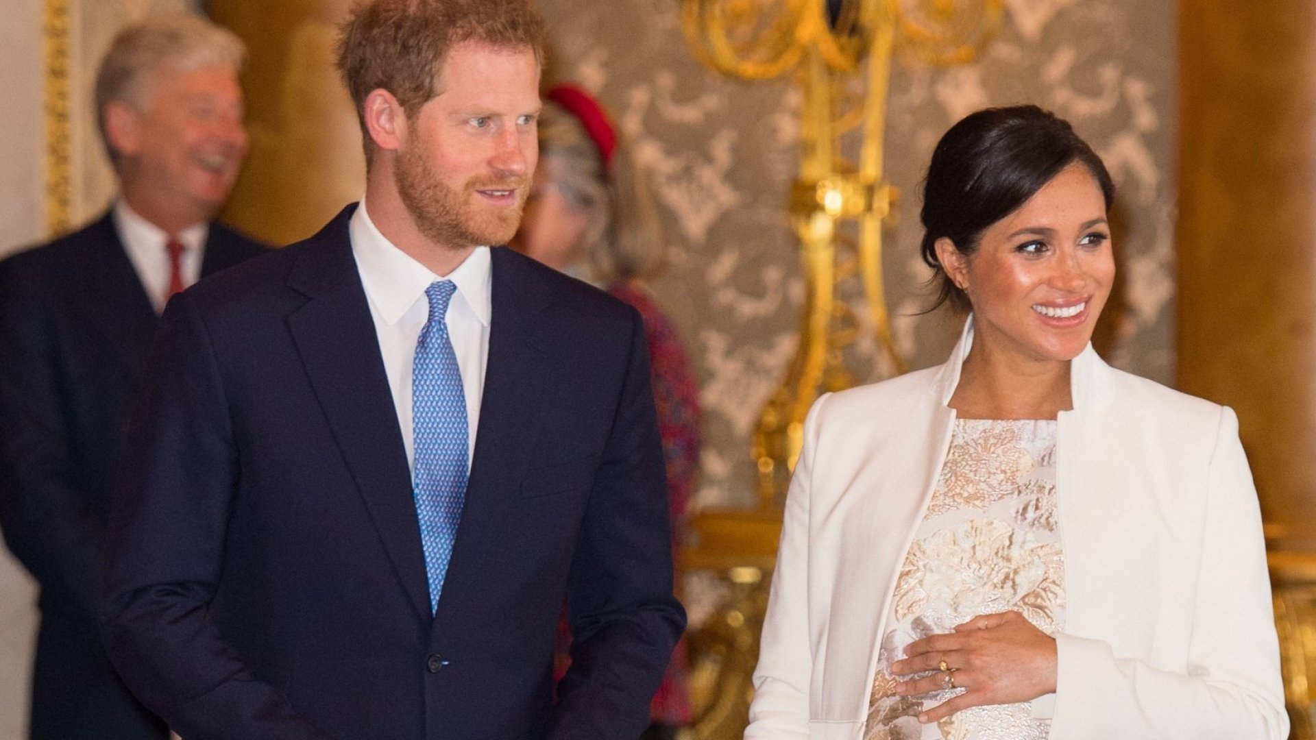 Prince Harry Is Taking Paternity Leave. That's Great for Meghan Markle But Also for Women Everywhere