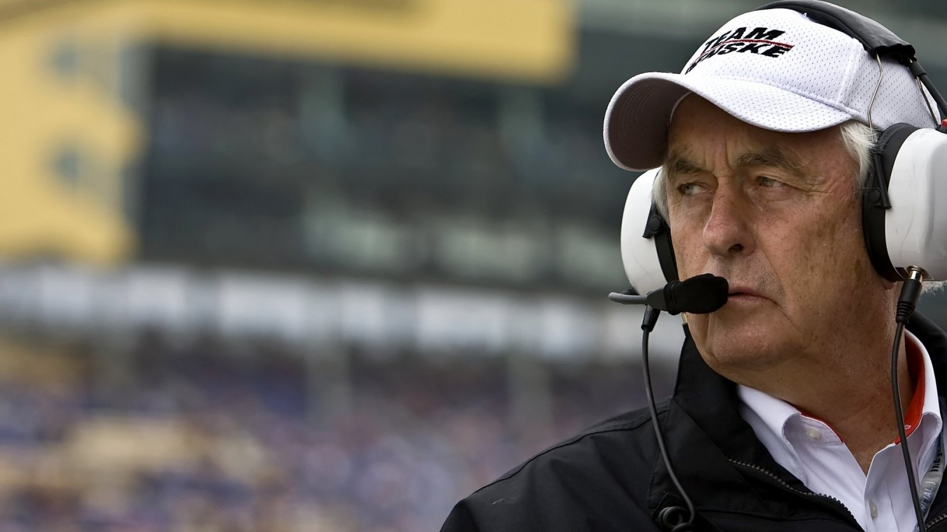 How to Turn a Loan From Your Father Into $26 Billion: an Exclusive Interview with Roger Penske