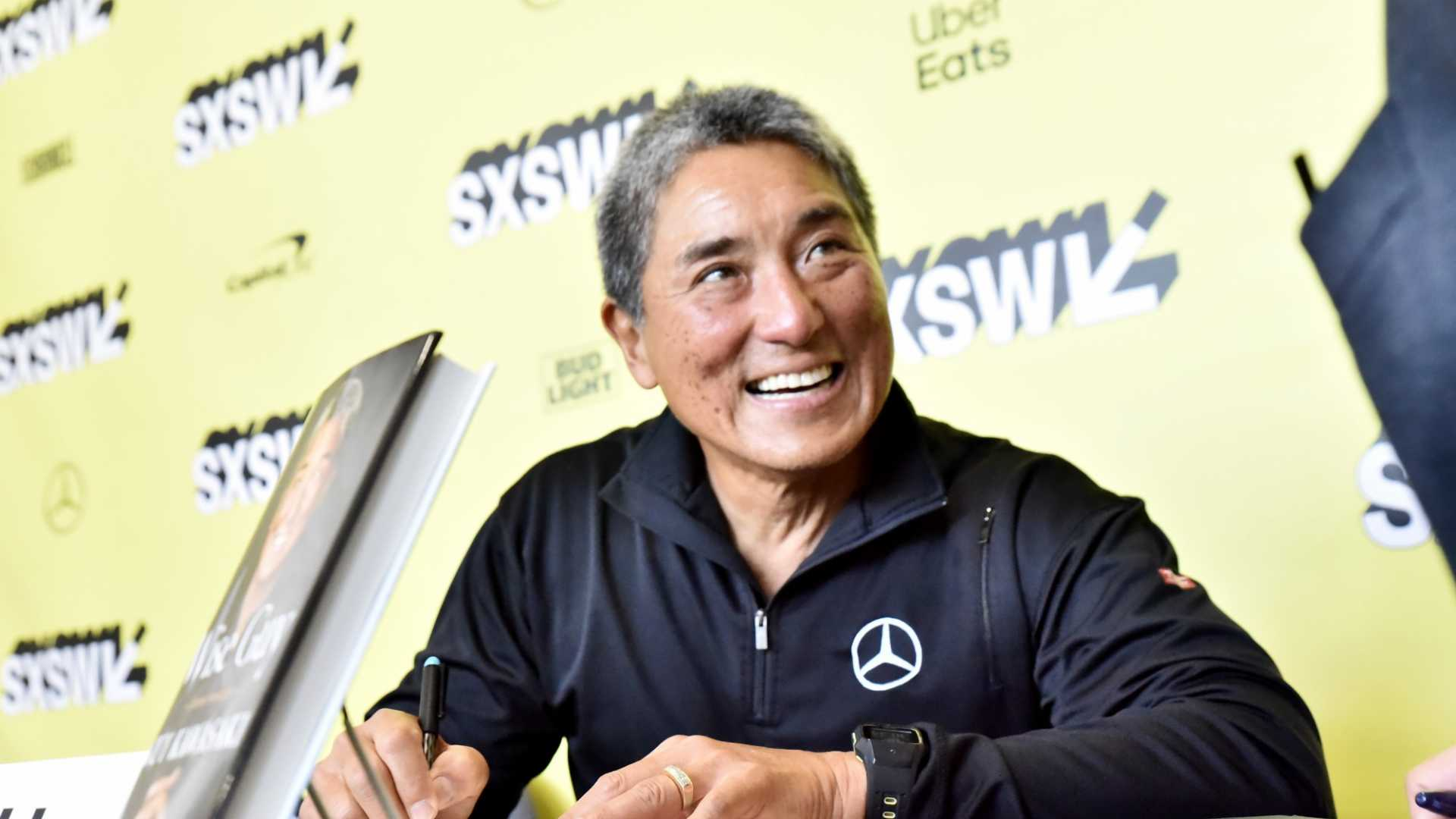 Guy Kawasaki Says Nearly Every Entrepreneur Makes This 1 Mistake When Pitching Their Startup