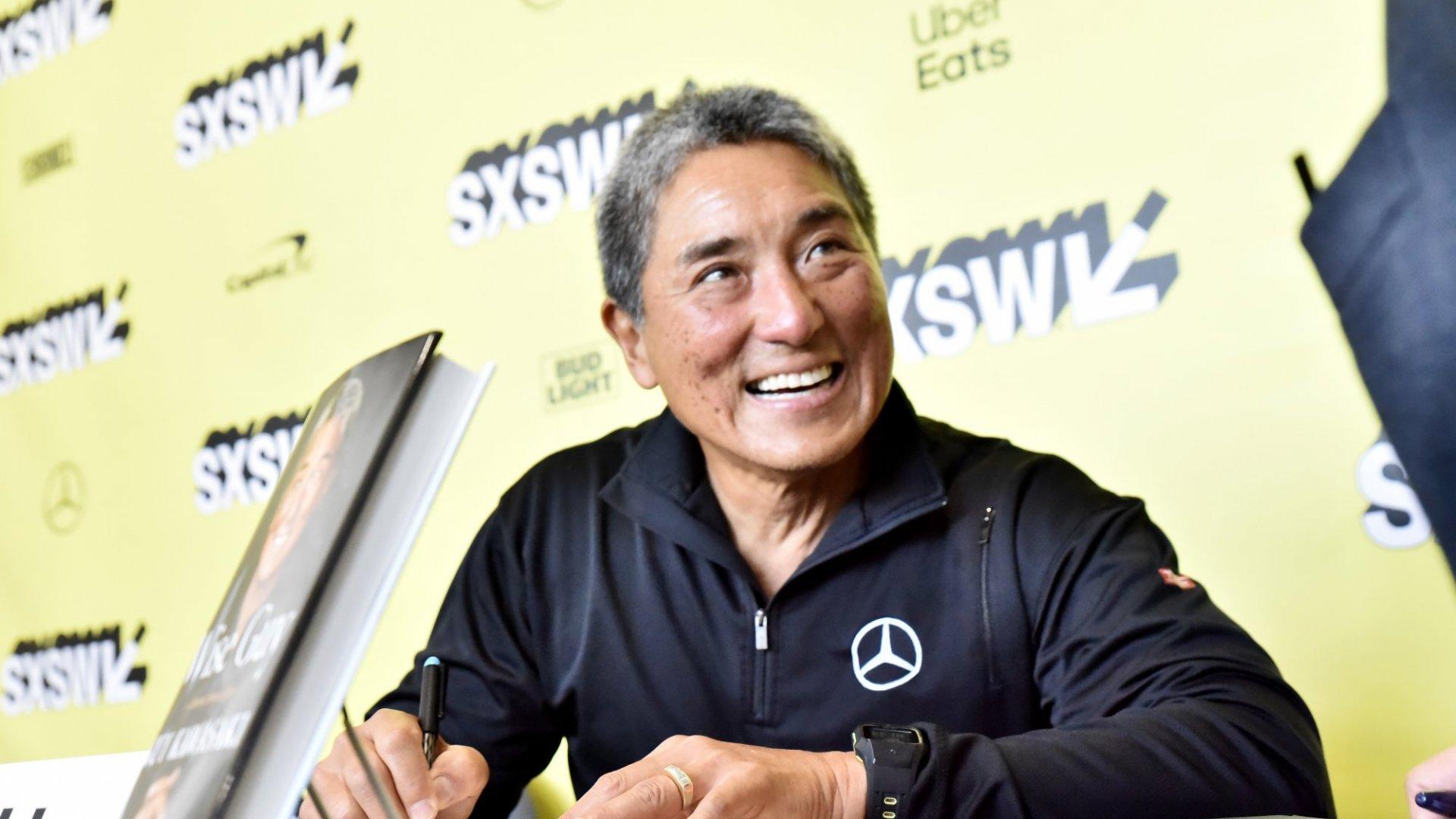 Guy Kawasaki.