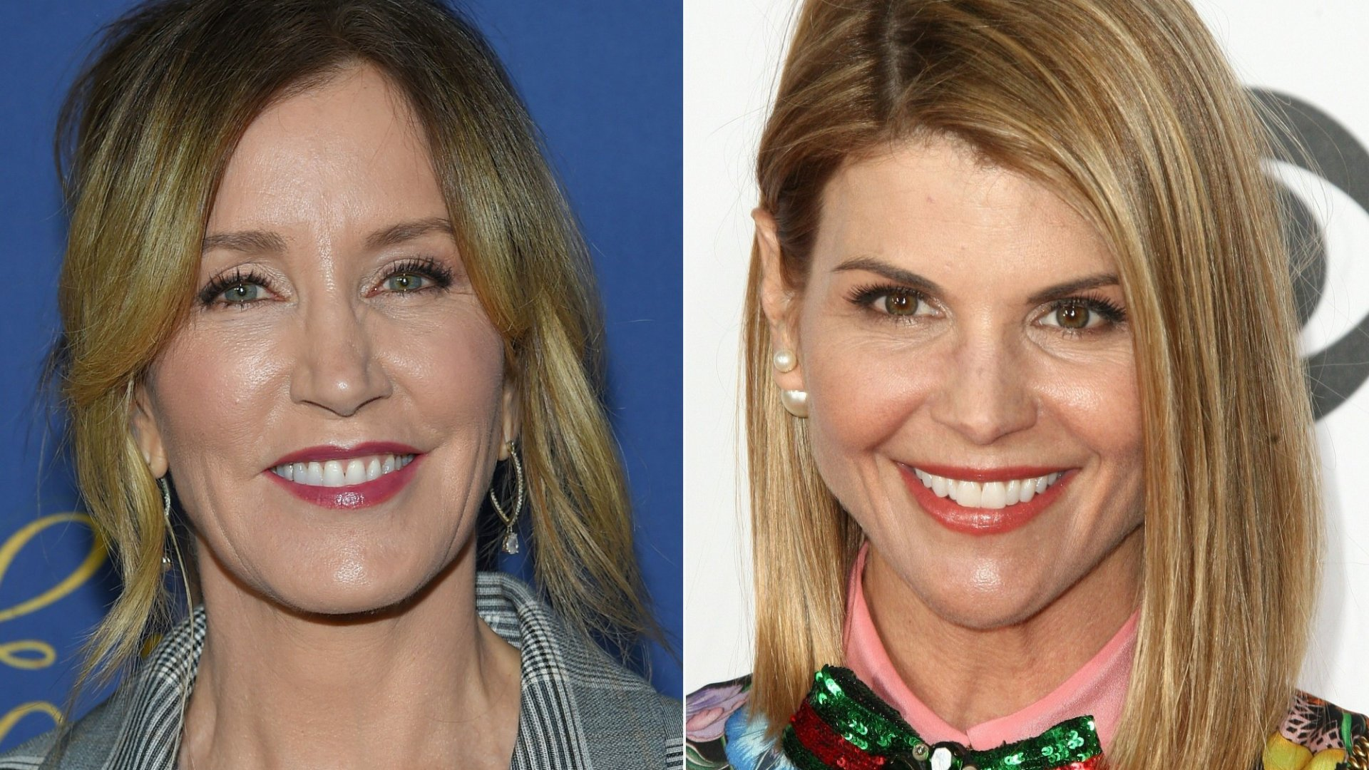 The Best Thing Felicity Huffman and Lori Loughlin Can Do For Their Reputations Right Now