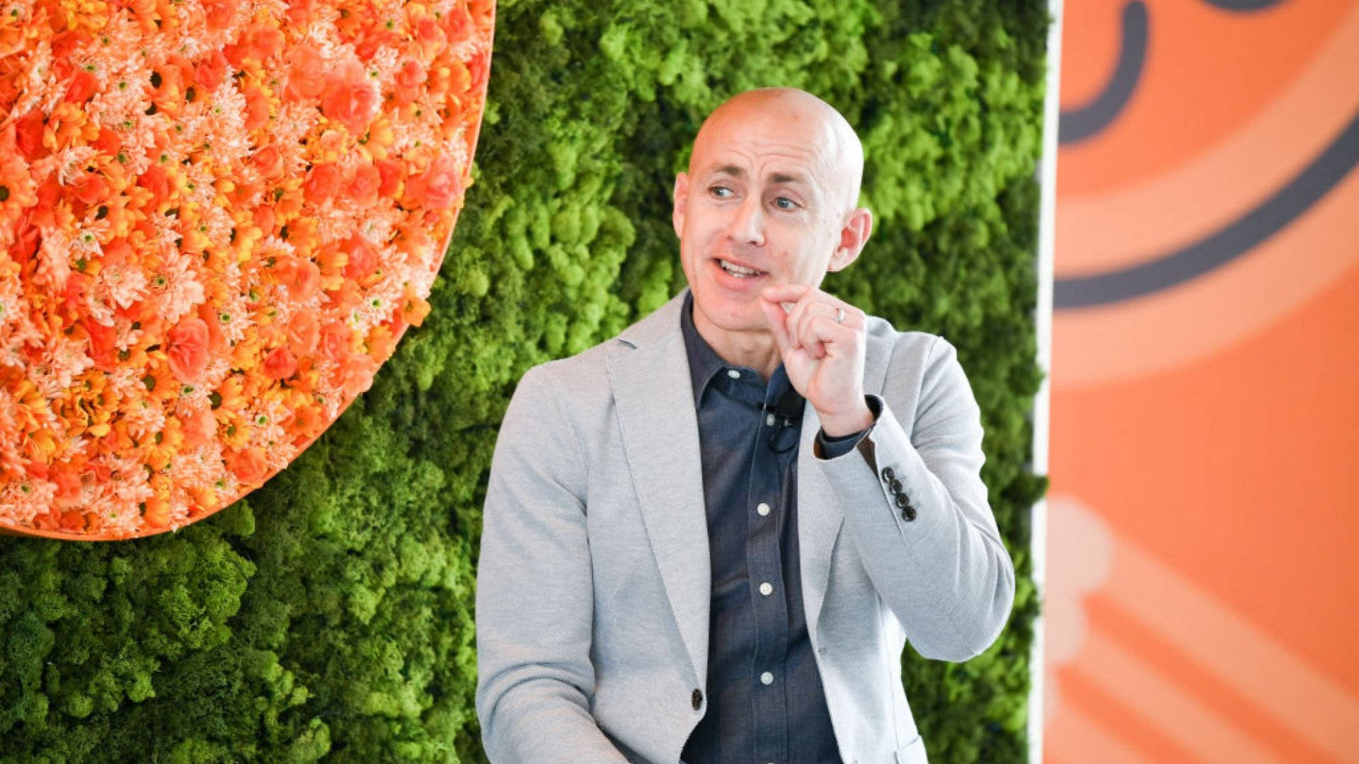 Headspace Co-Founder Andy Puddicombe Has a Simple Plan to Help Your Team Avoid Burnout