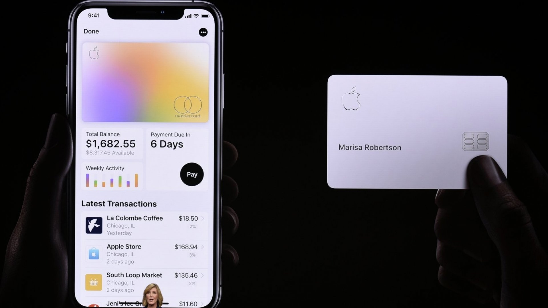 Apple's Instructions on How to Care for Your Titanium Apple Card Are Insane