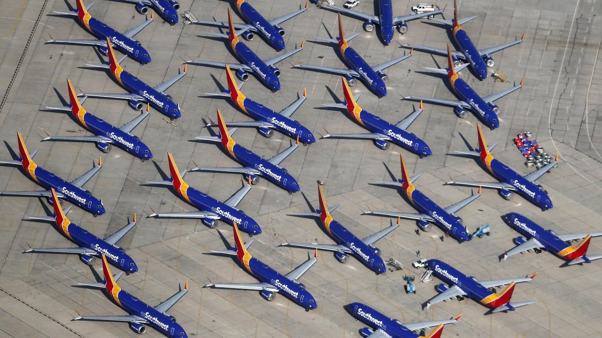 Southwest Airlines Just Made a Truly Stunning Announcement About the Boeing 737 Max. (Will American and United Airlines Follow Its Lead?)