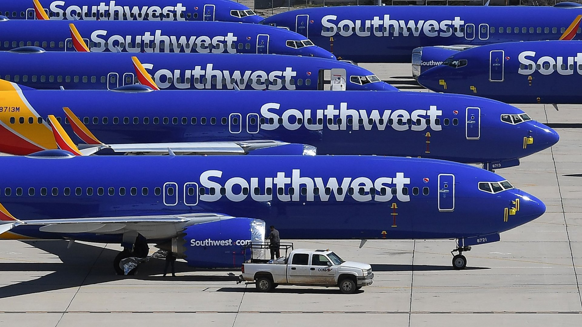 Southwest Airlines Just Got Some Truly Great News. (There's Just 1 Little Catch)