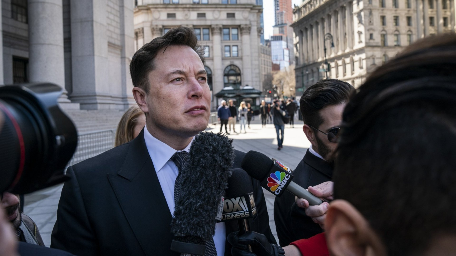 Elon Musk's Tweeting Comes Under Fire From Investor