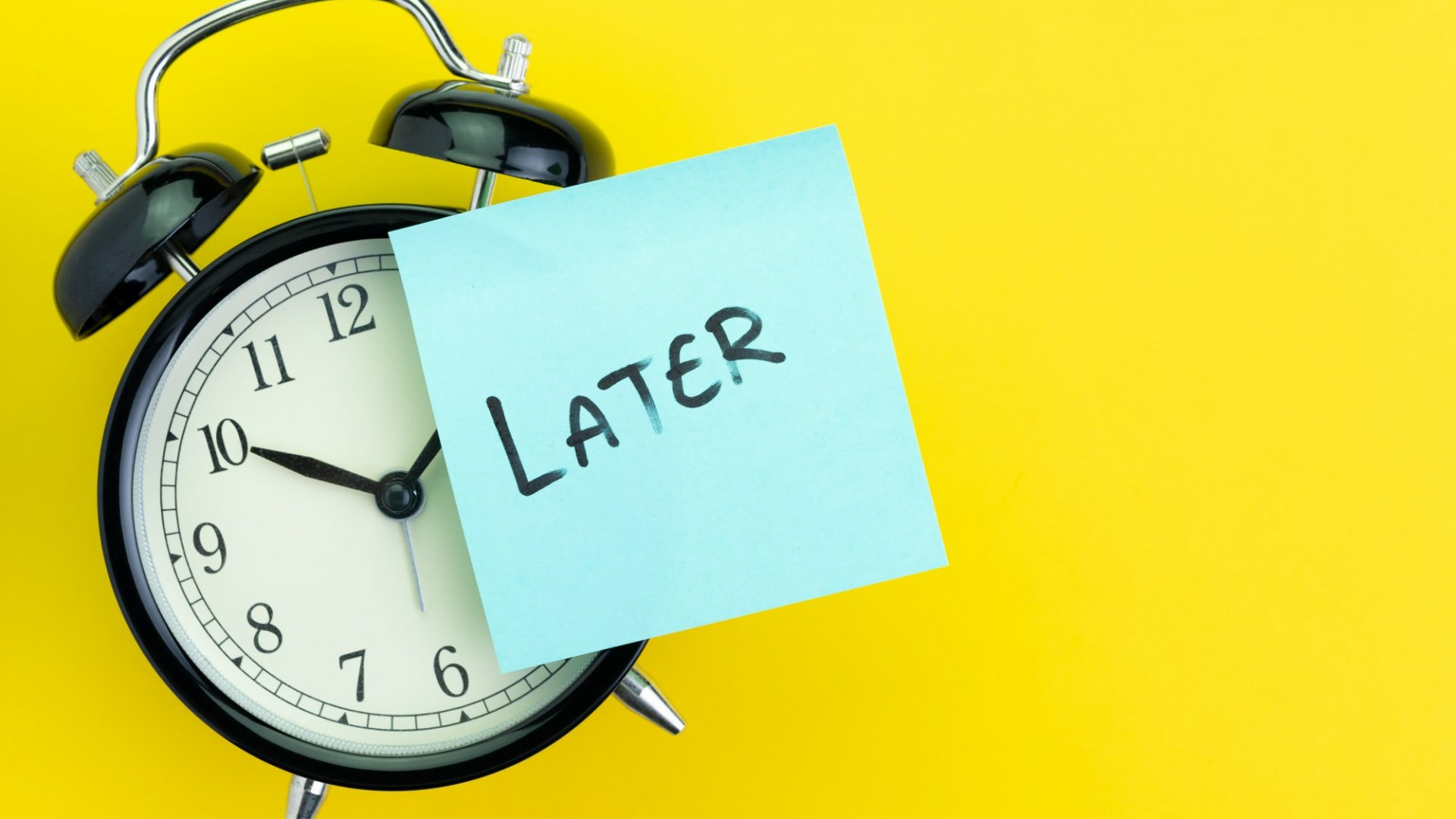 Don't Waste Time at Work: How to Overcome 7 Productivity Killers