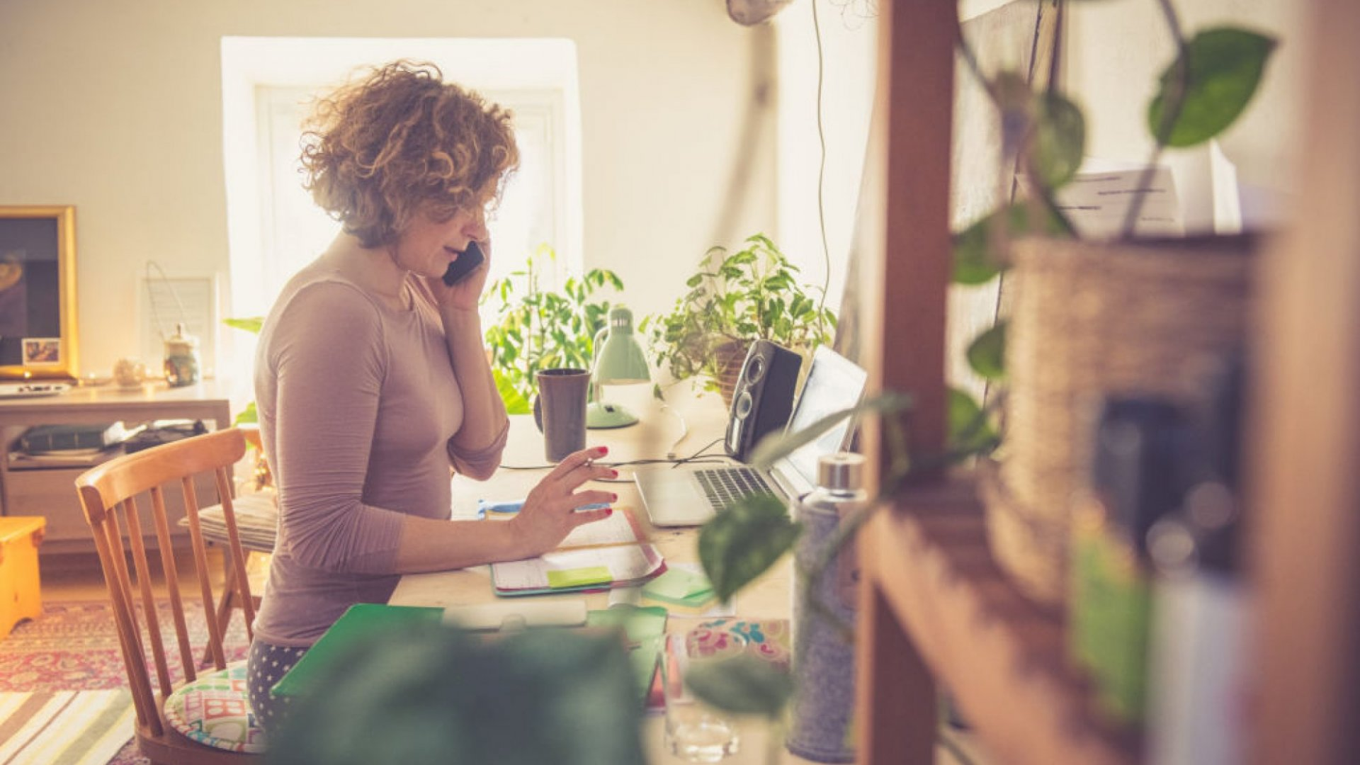 Productivity Can Increase When Employees Work Remotely