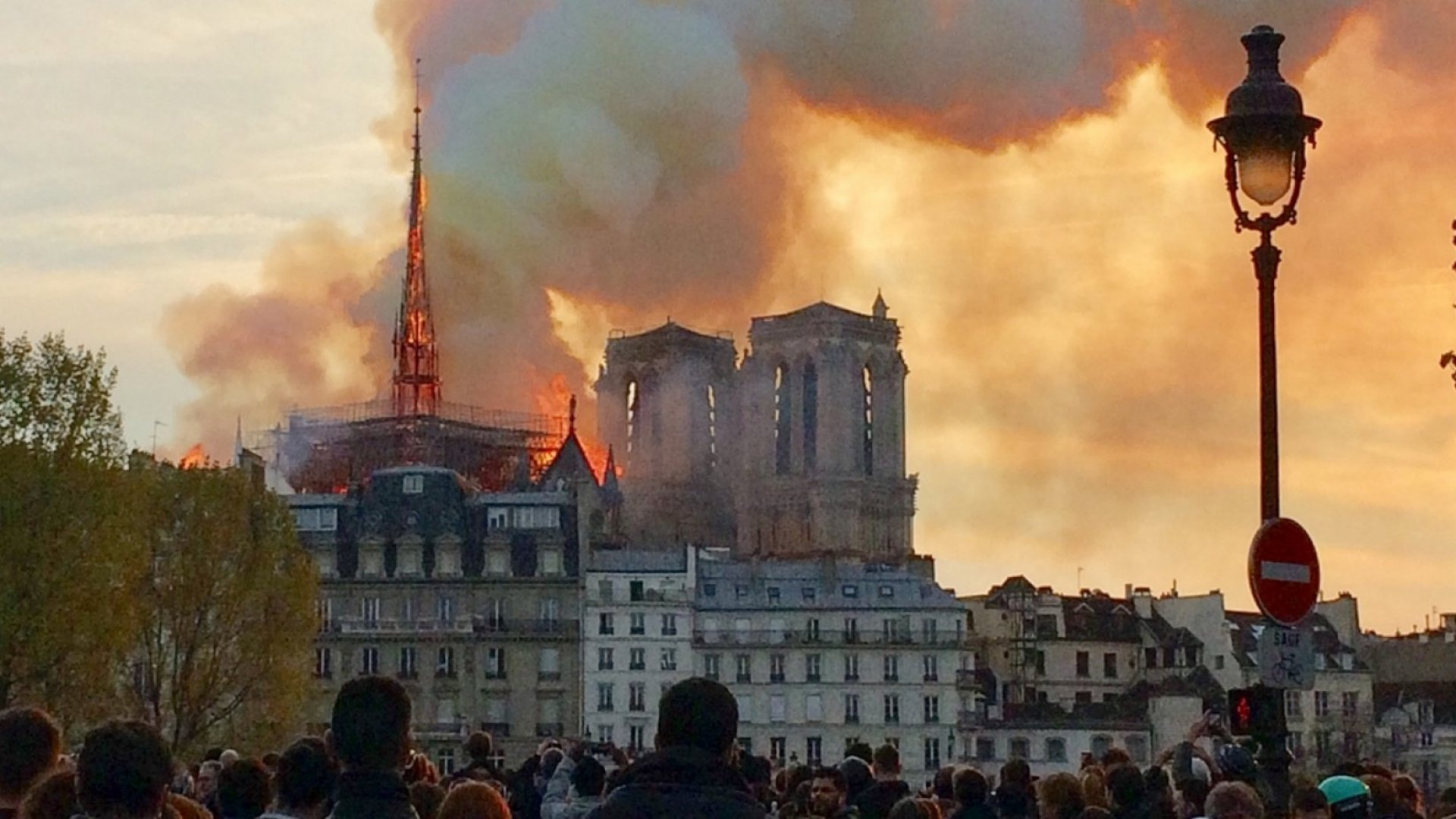 After the Notre-Dame Fire, Business Owners Help Raise $1 Billion to Help Rebuild--and They're Not All French