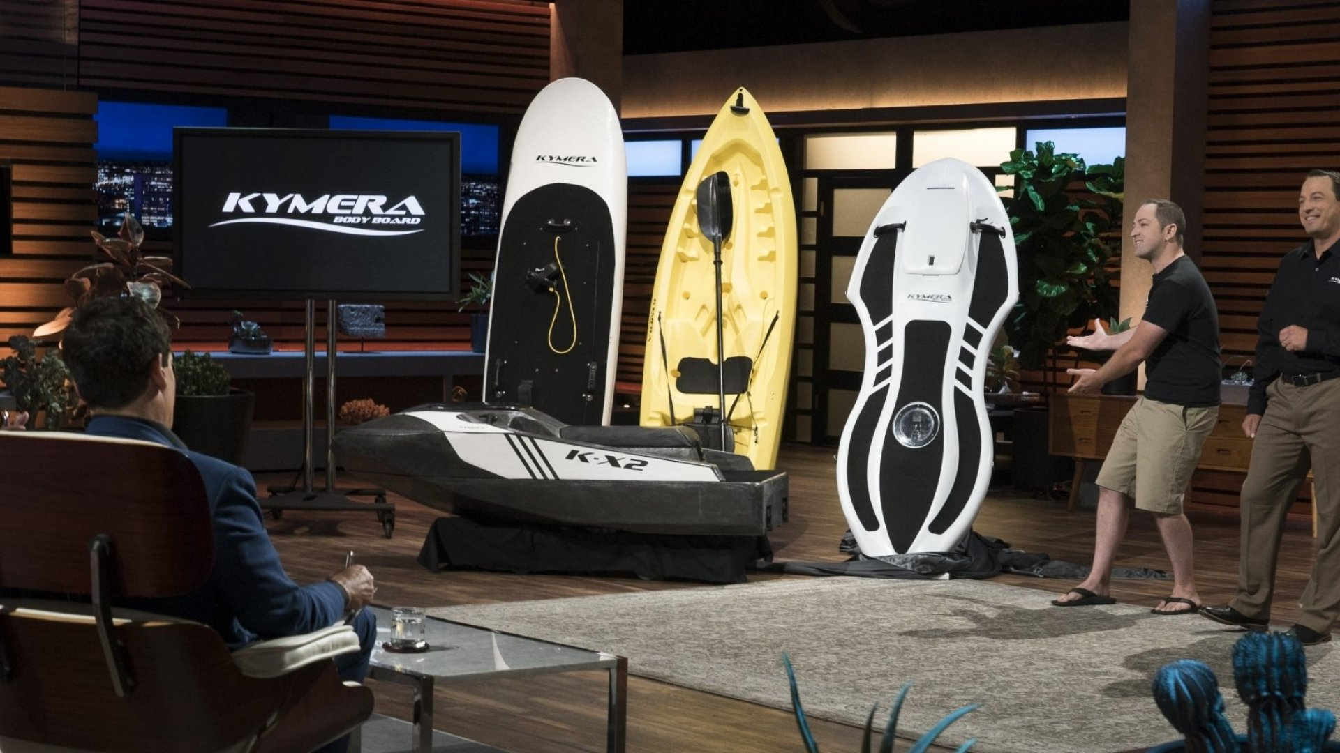 This 'Shark Tank' Founder Got a Second Chance and $500,000 From Robert Herjavec. Here's How He Did It