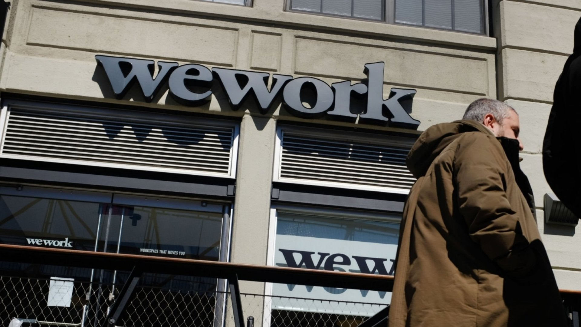 WeWork Plans to Lay Off Up to a Quarter of Its Employees