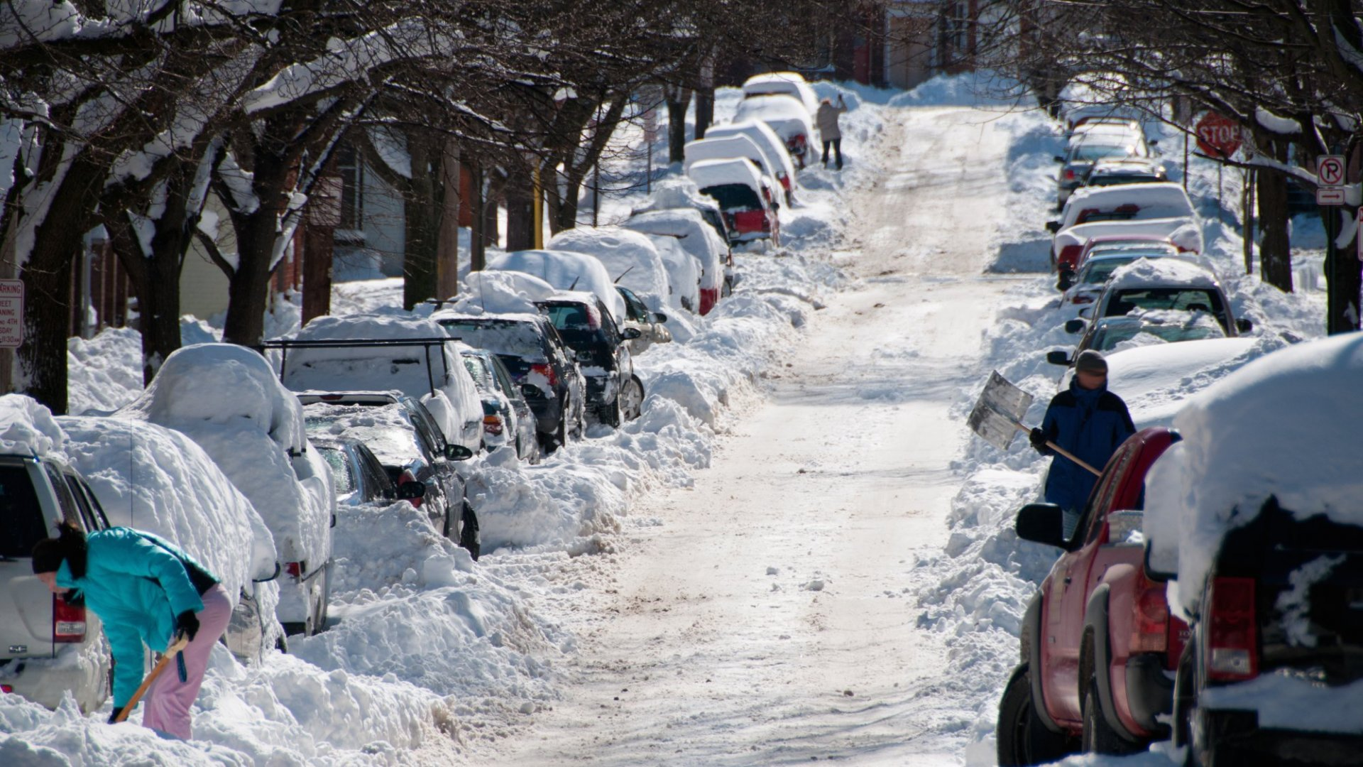 Harsh Winter Takes Its Toll on Small Businesses