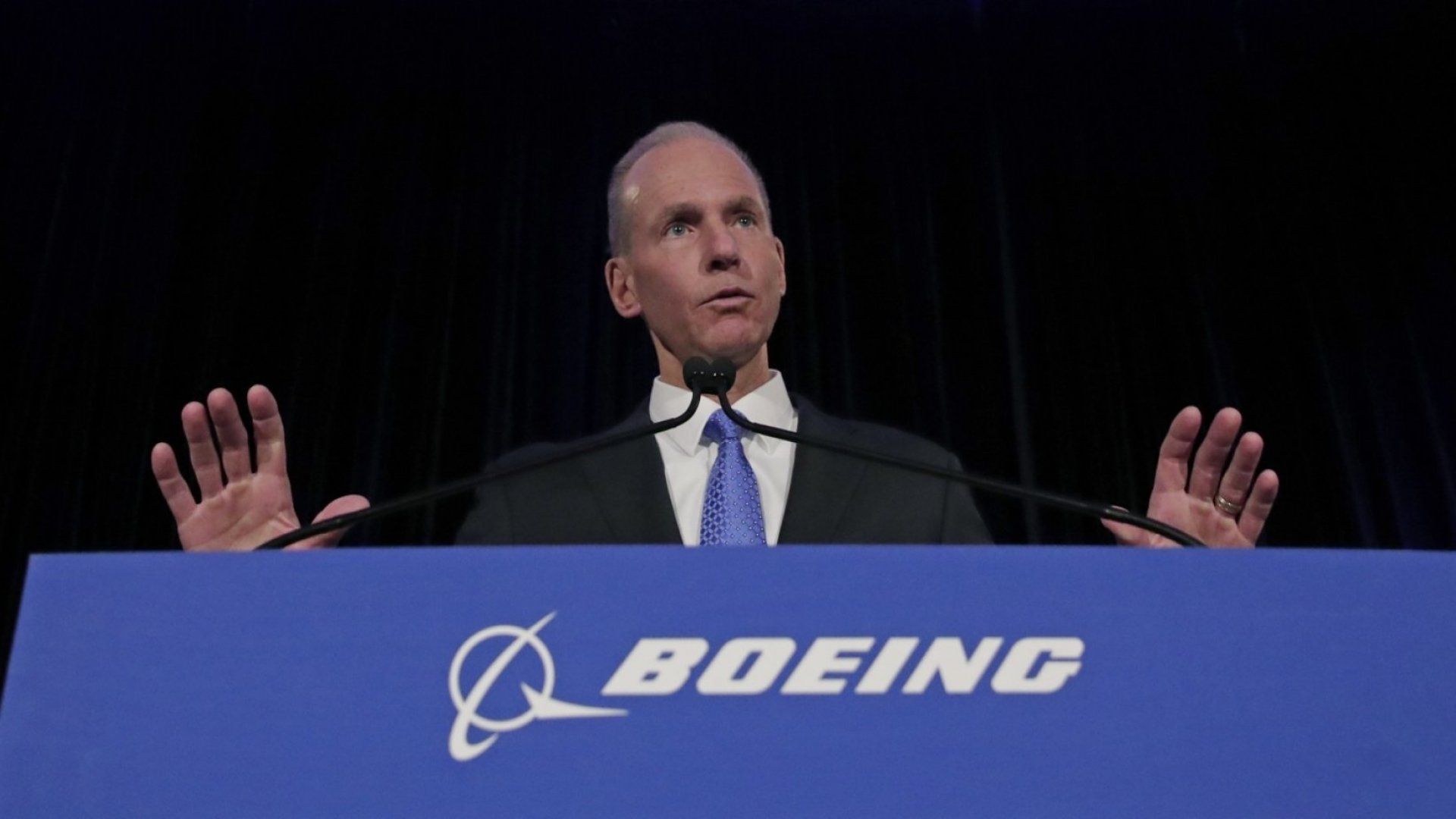 Boeing's CEO, Dennis Muilenburg, Is Out Over Failure to Contain the 737 Max Crisis