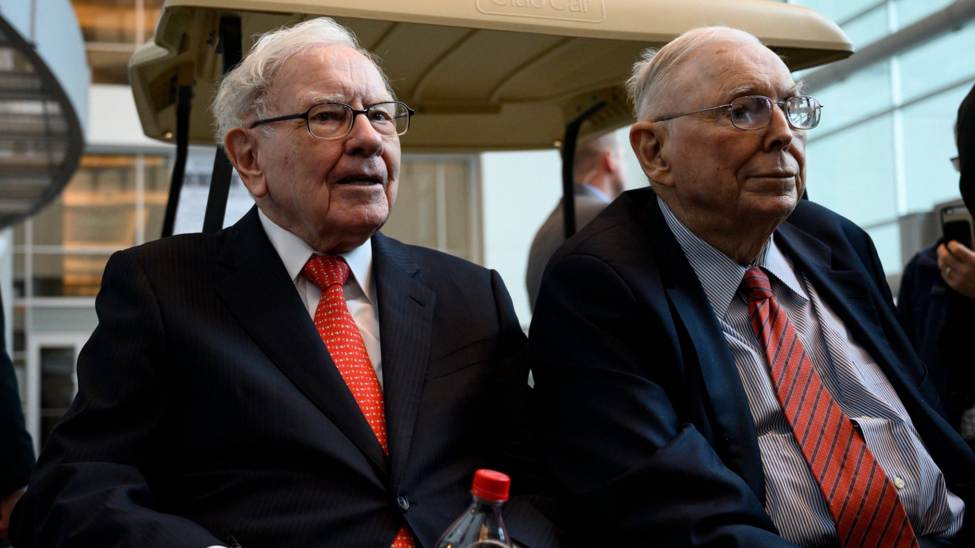 Warren Buffett's 'Right Hand Man' Just Did a Marathon, 6-Hour Interview. Here's the 1 Key Thing He Really Wanted to Talk About
