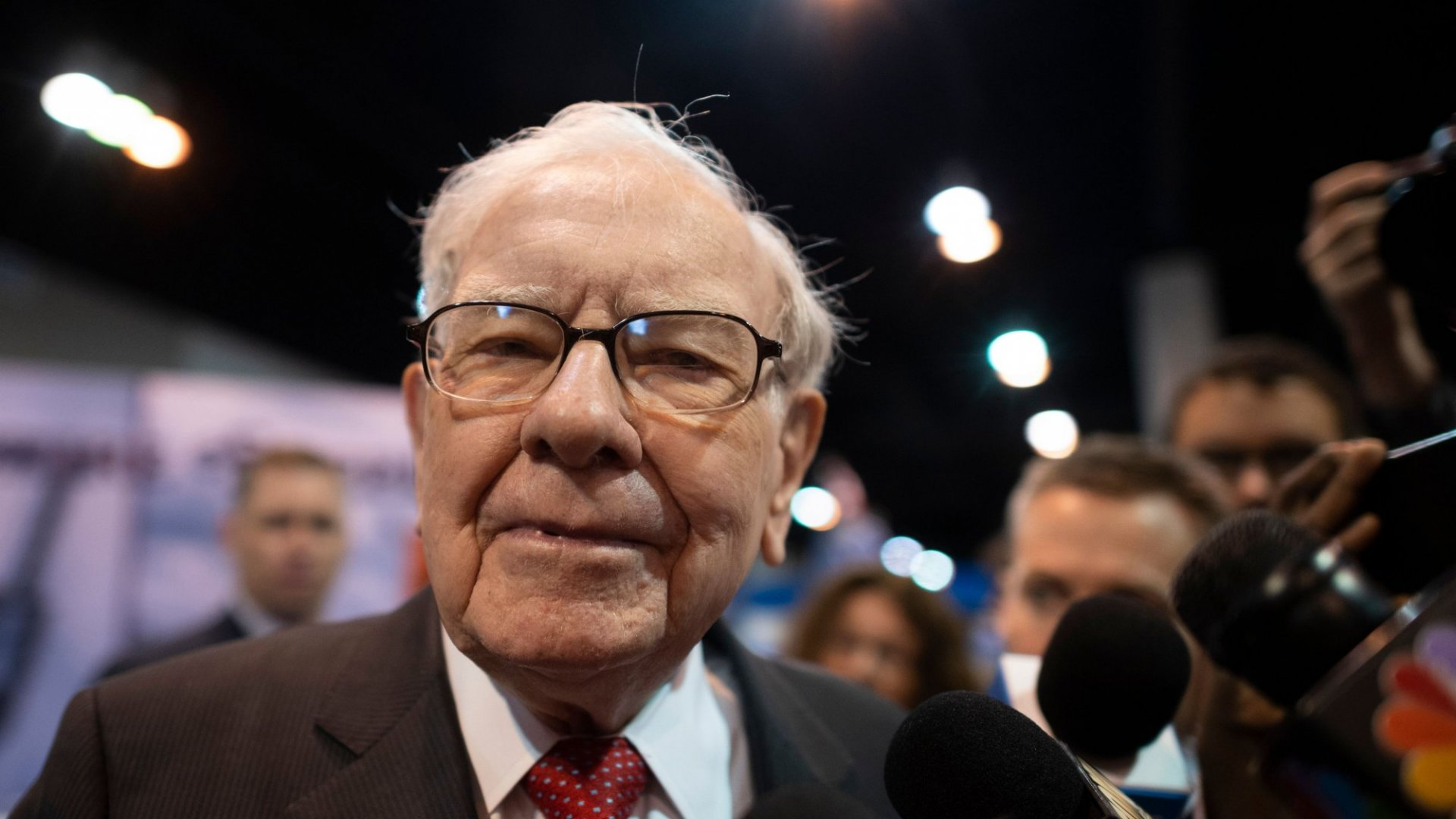 Warren Buffett to Shareholders: 'You'll Be Just Fine Without Me.'