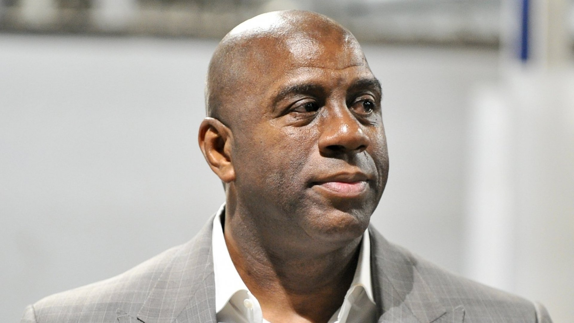 Here's the Biggest Lesson From Magic Johnson's Abrupt Los Angeles Lakers Resignation