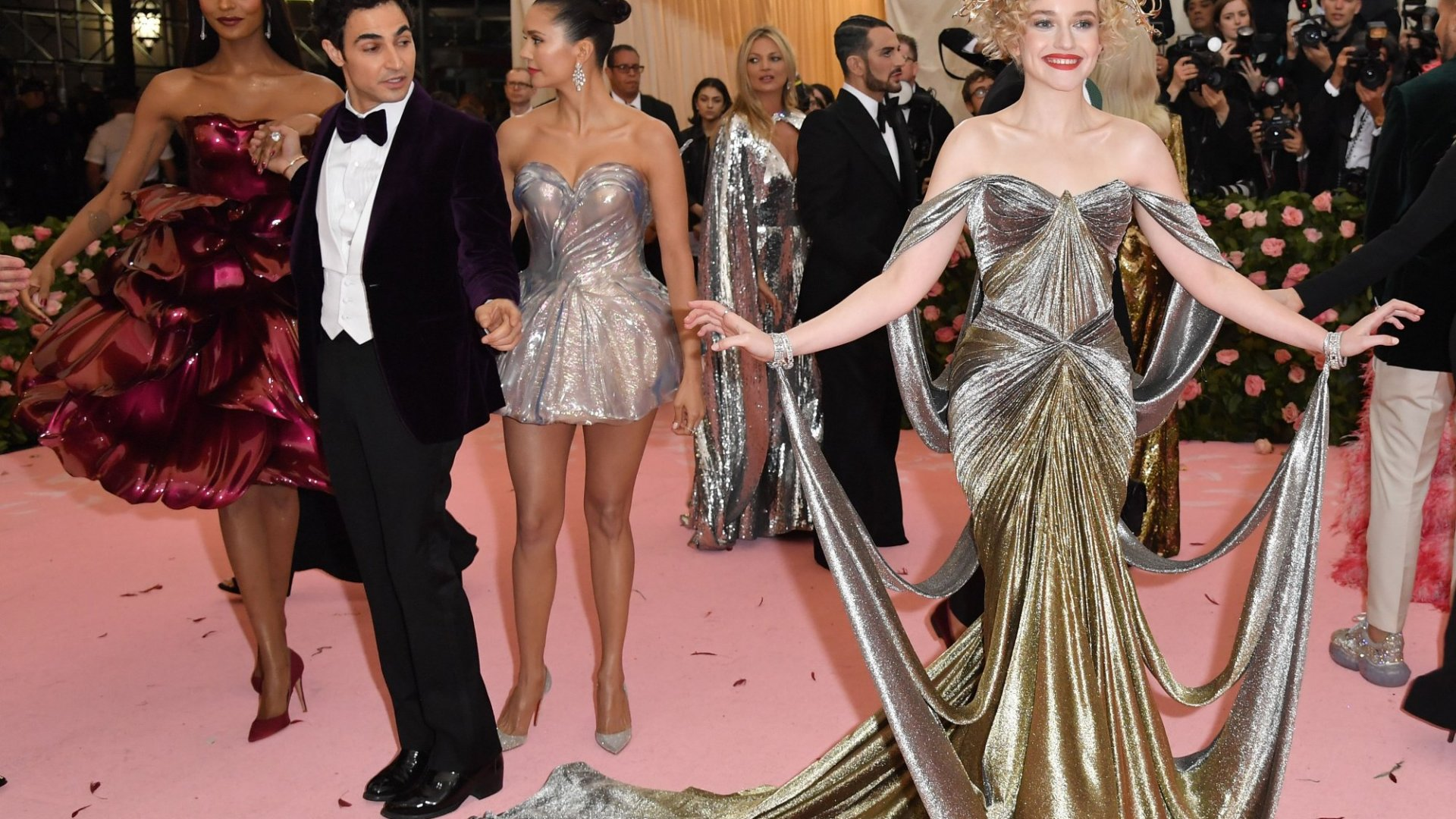 Fashion Designer Zac Posen And The Red Carpet Just Gave 3 D Printing A Major Boost Inc Com