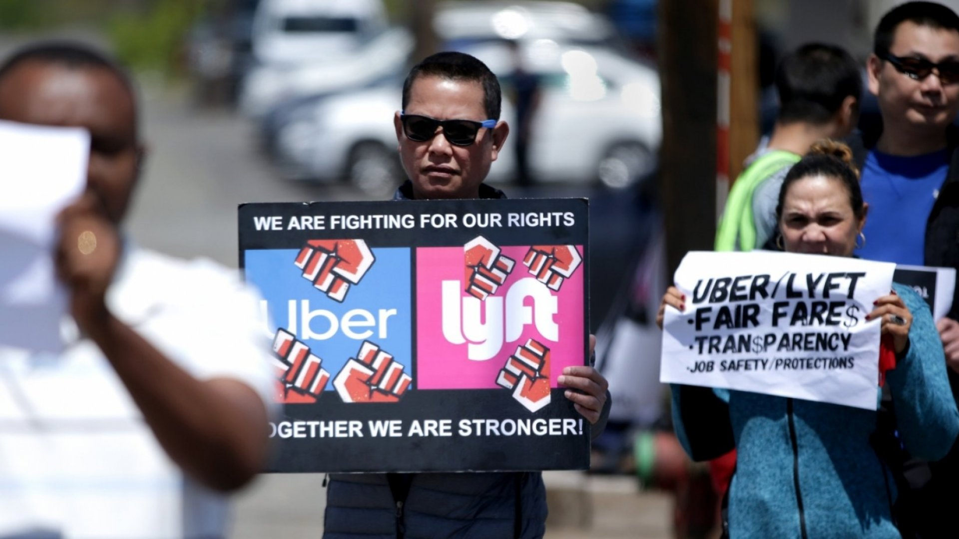 The Big Mistake by Uber and Lyft That Led to Californias New Employment Law