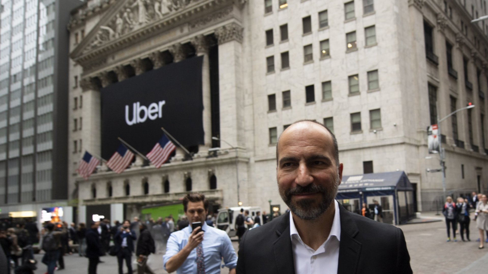 I Missed Out on $82 Million in Uber's IPO. Here's Why I Don't Regret It